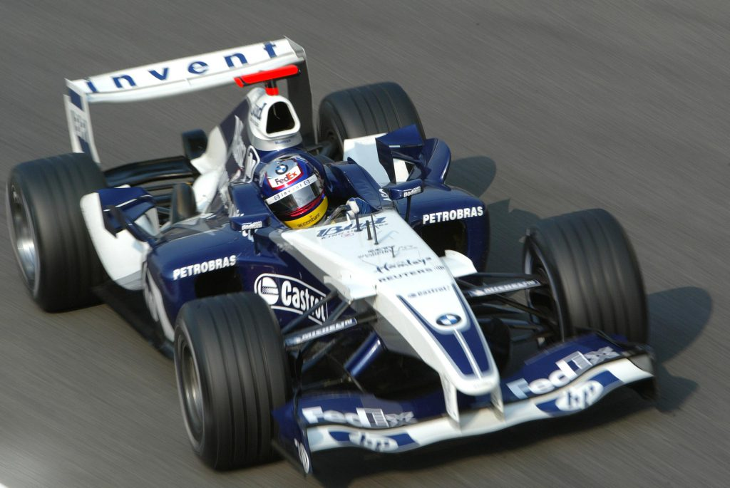 Juan Pablo Montoya Williams F1