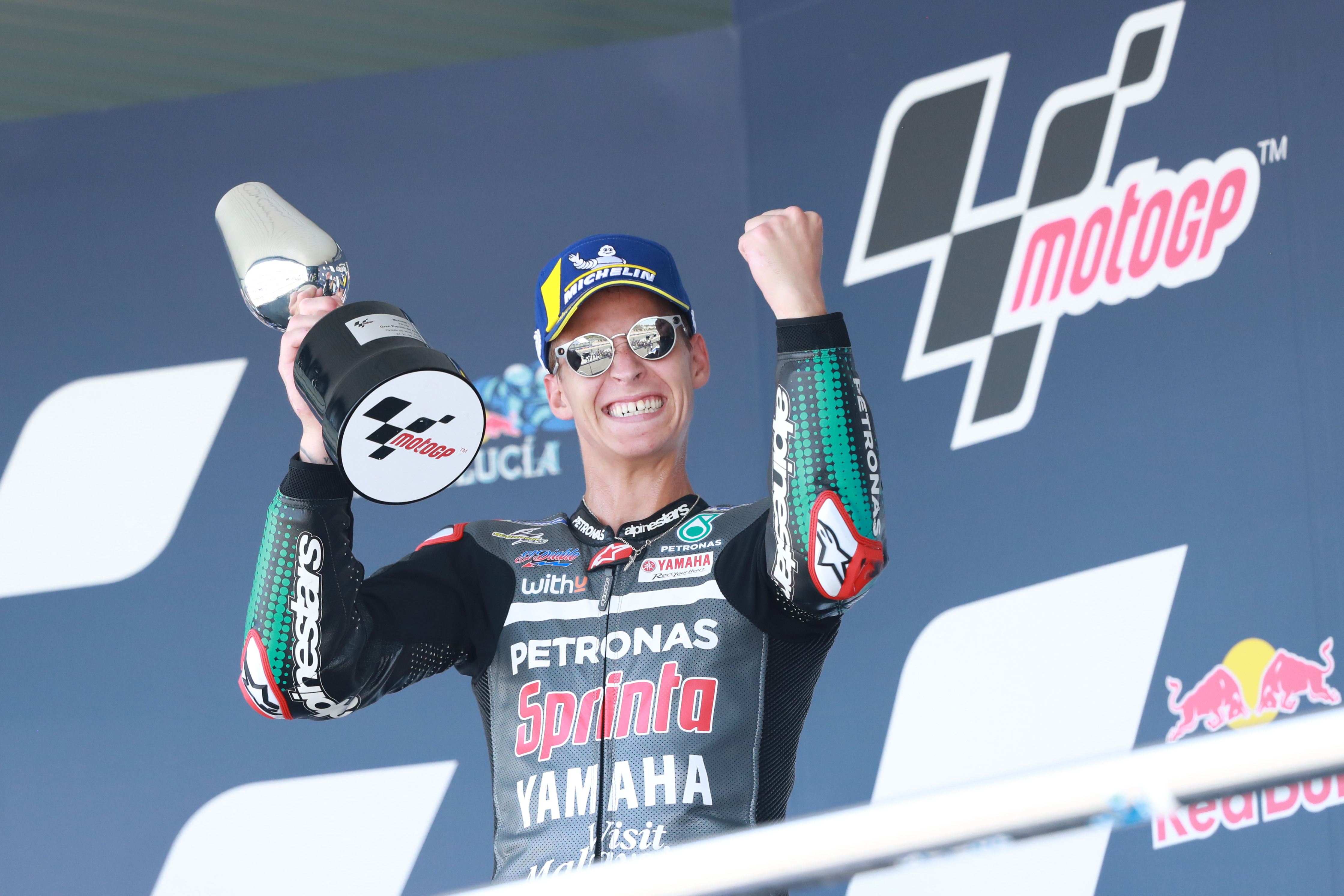 Everyone Seems To Be Trying To Lose The 2020 Motogp Title The Race