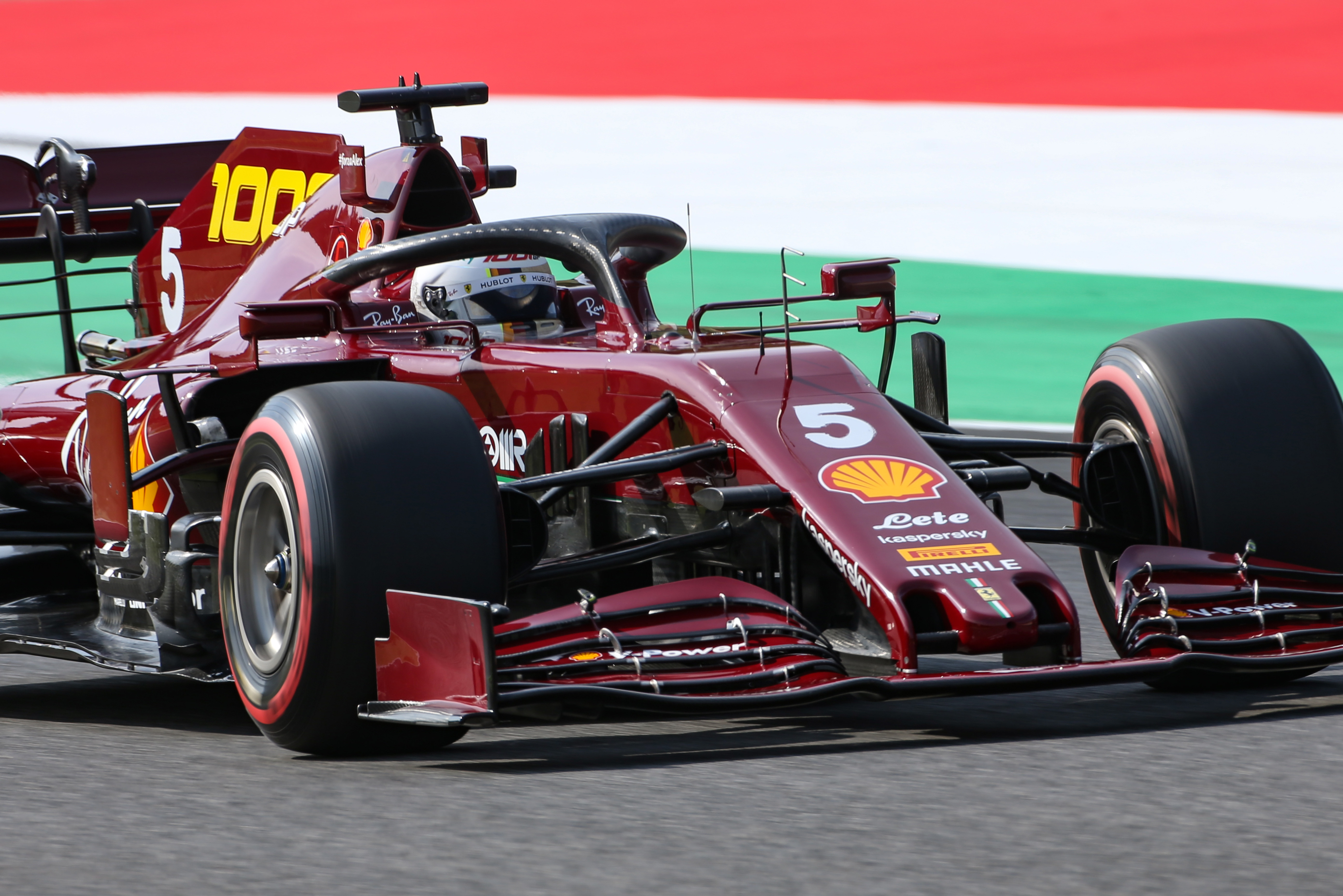 Eight Lessons From F1 S First Day At Absolutely Mega Mugello The Race