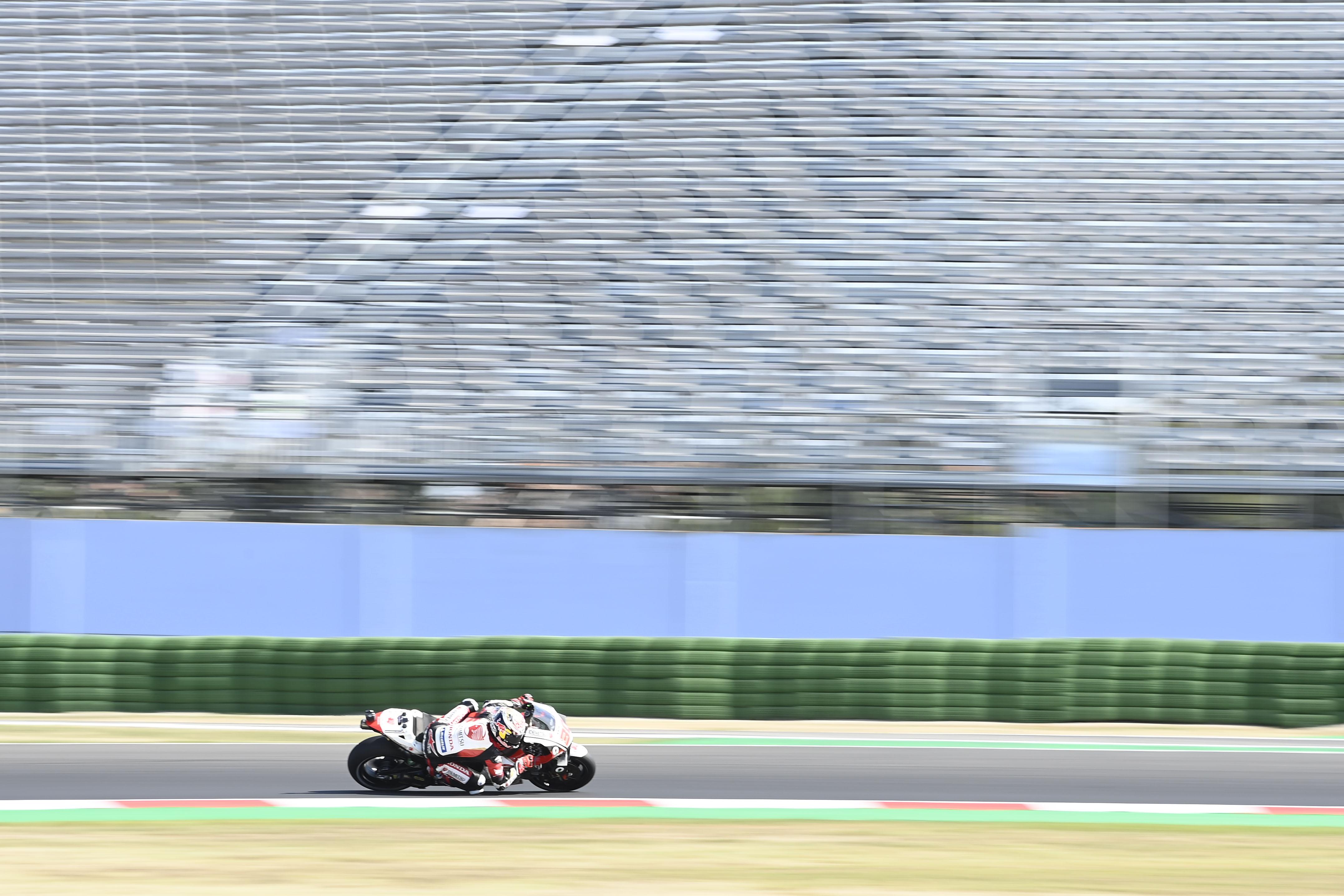 Takaaki Nakagami LCR Honda Misano MotoGP 2020