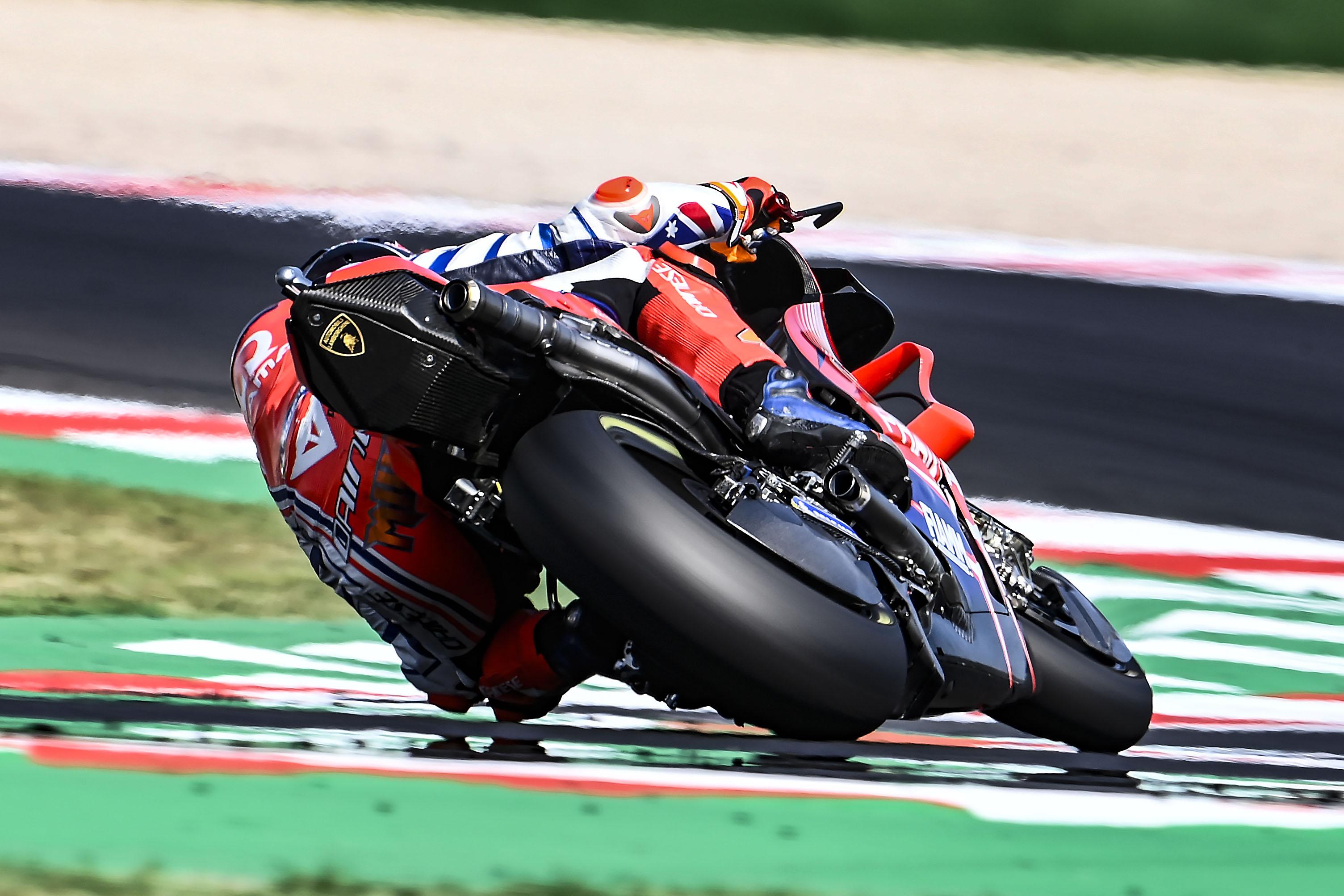 Jack Miller Pramac Ducati Misano MotoGP 2020