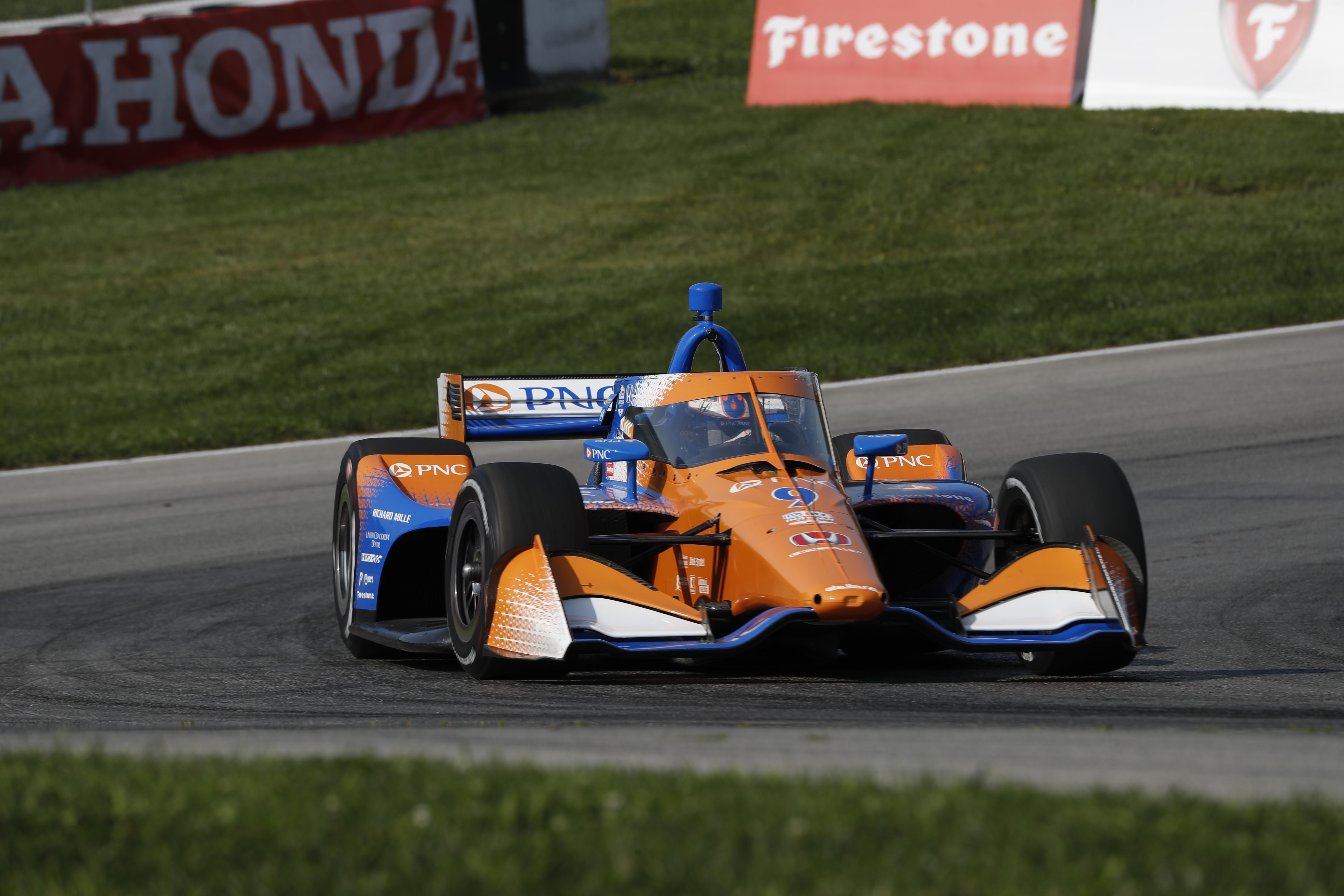 Scott Dixon Ganassi Mid-Ohio IndyCar 2020