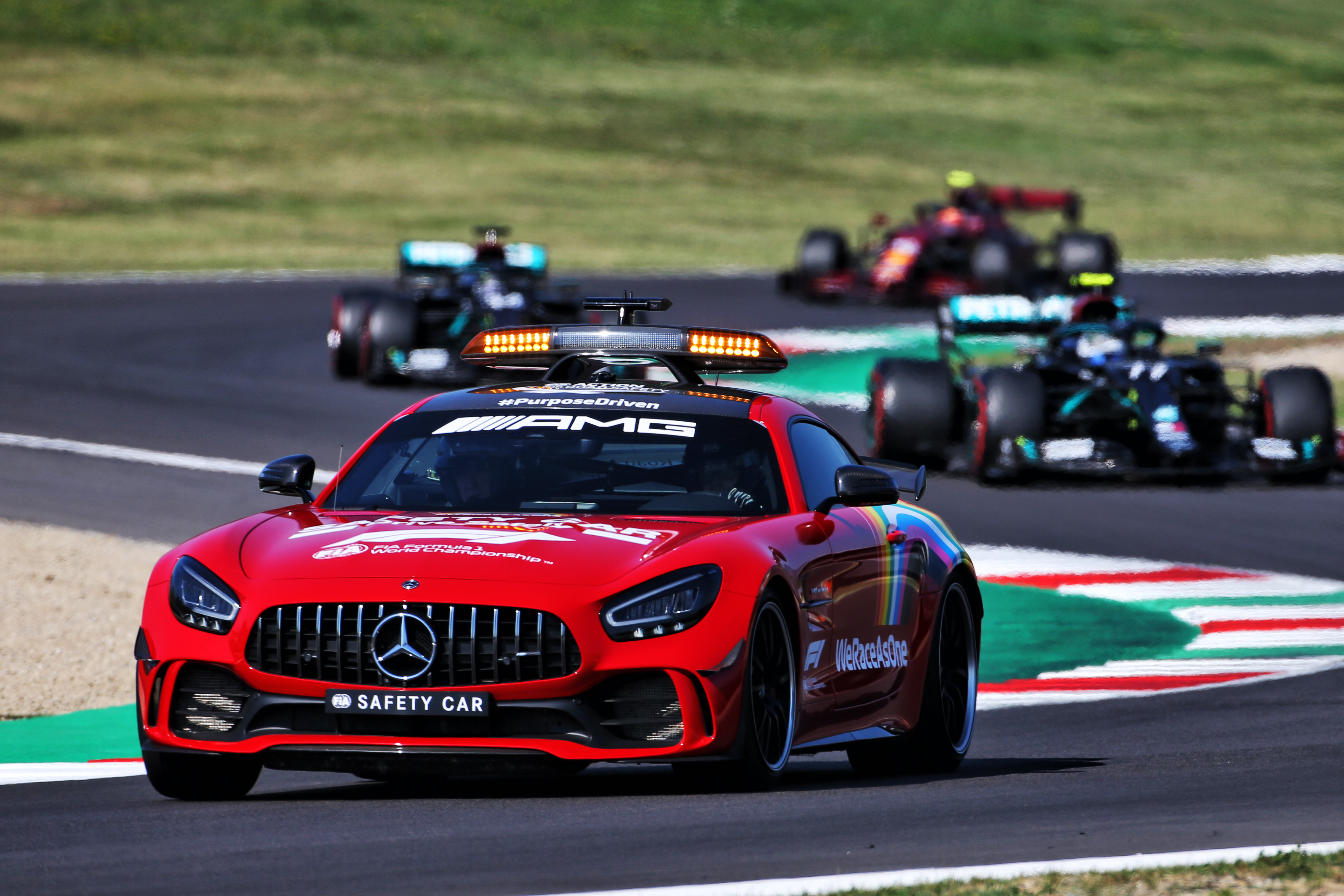 Safety car Tuscan Grand Prix Mugello 2020