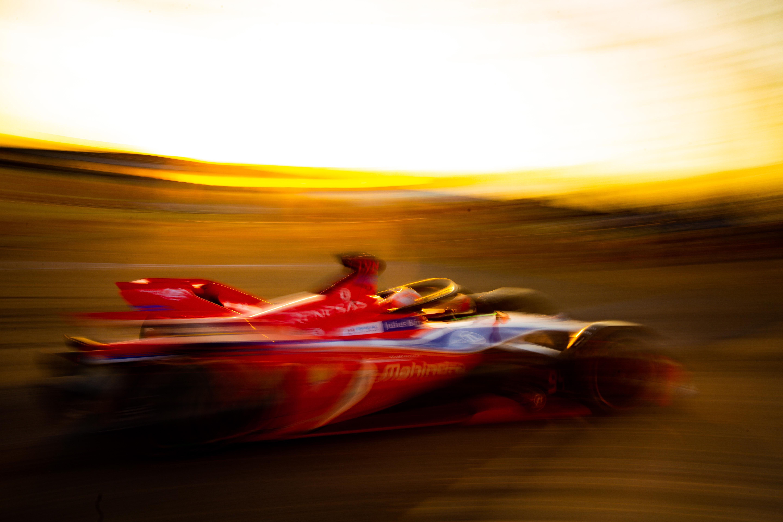 Alex Lynn Mahindra Berlin Formula E 2020