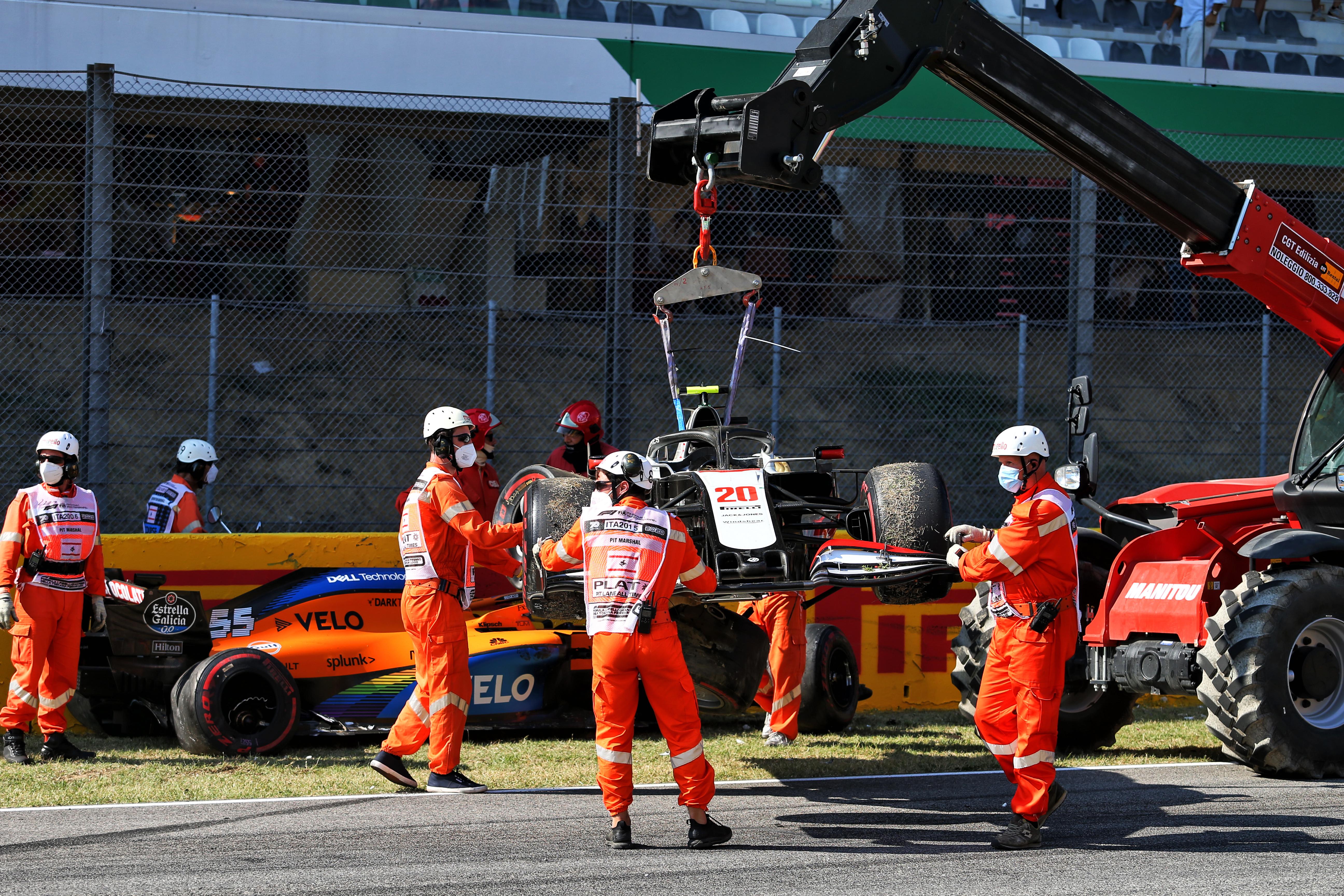 Motor Racing Formula One World Championship Tuscan Grand Prix Race Day Mugello, Italy