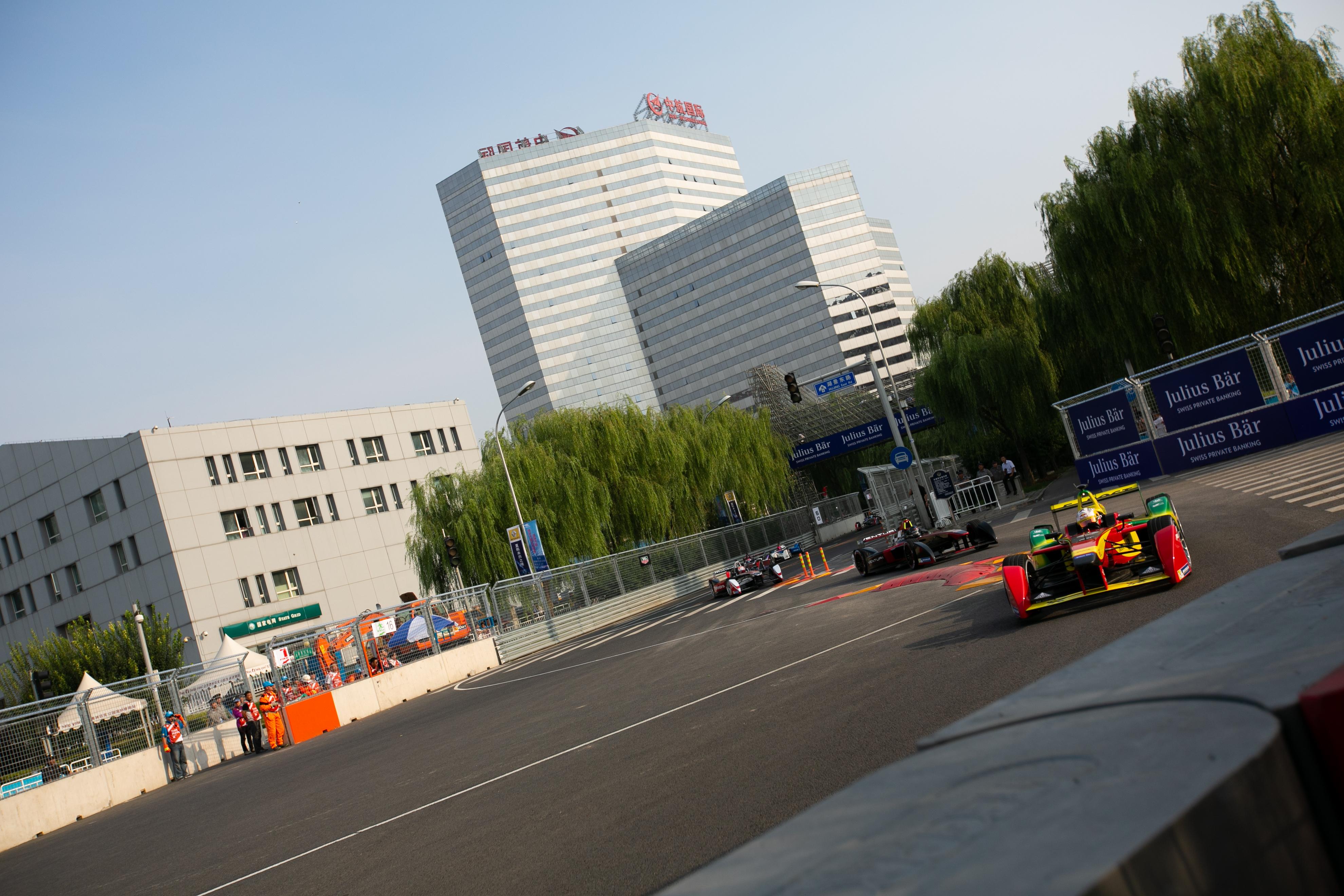 Beijing Formula E 2014