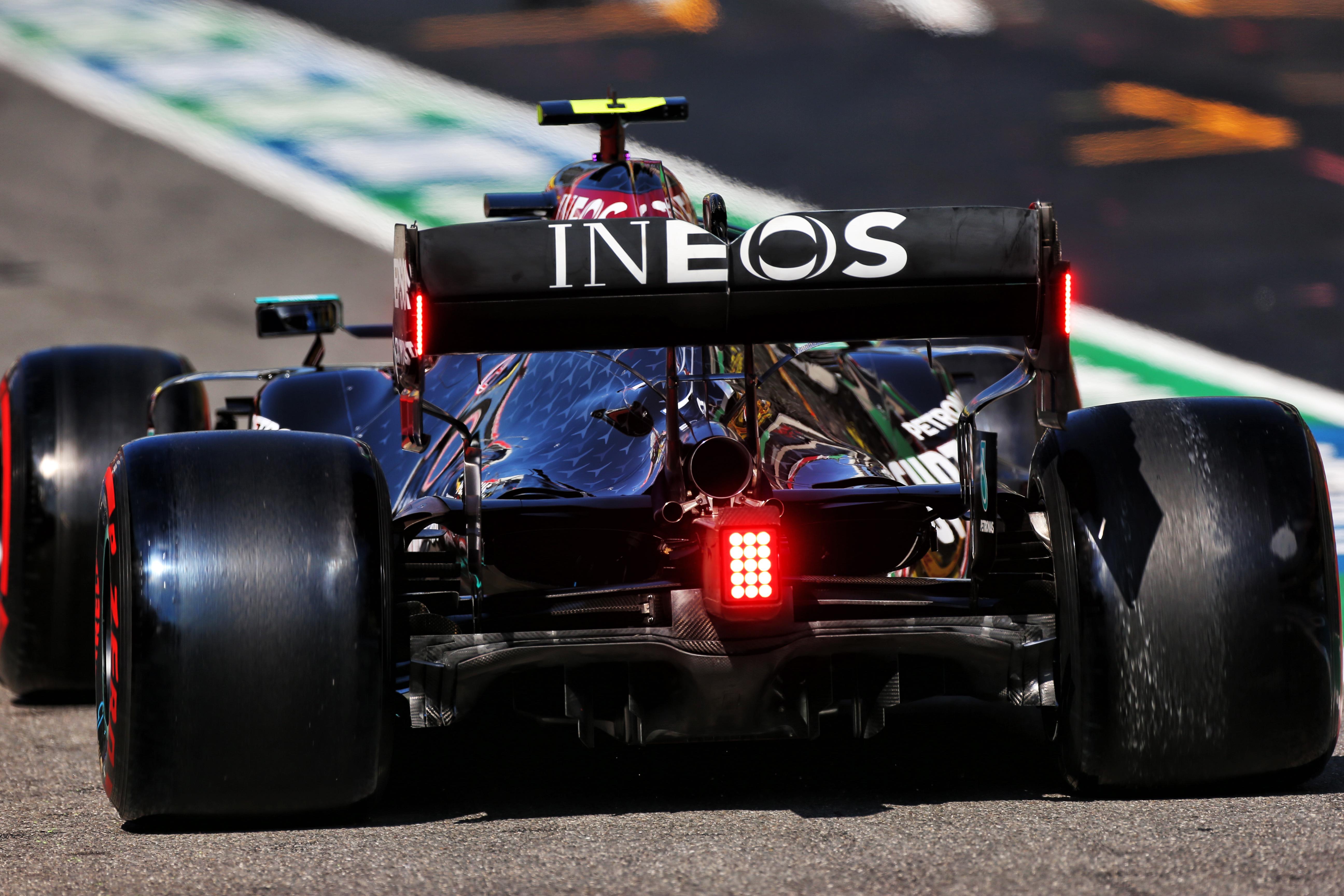 Lewis Hamilton Mercedes Tuscan Grand Prix 2020 Mugello