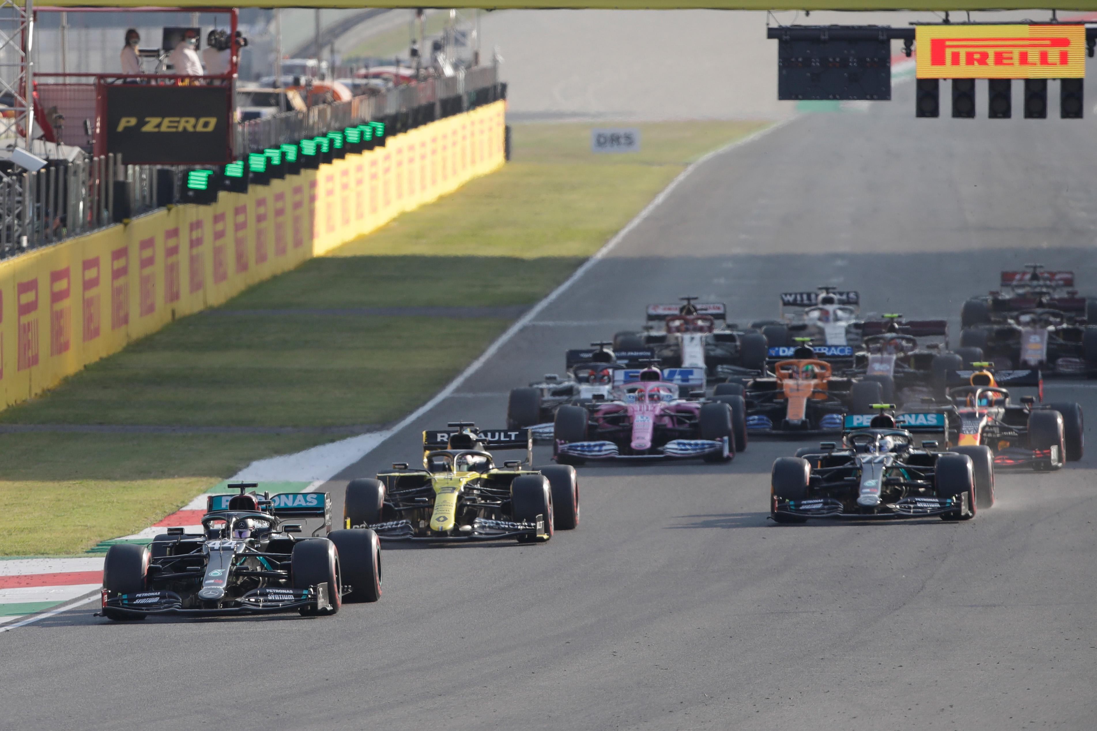 Tuscan Grand Prix restart Mugello 2020