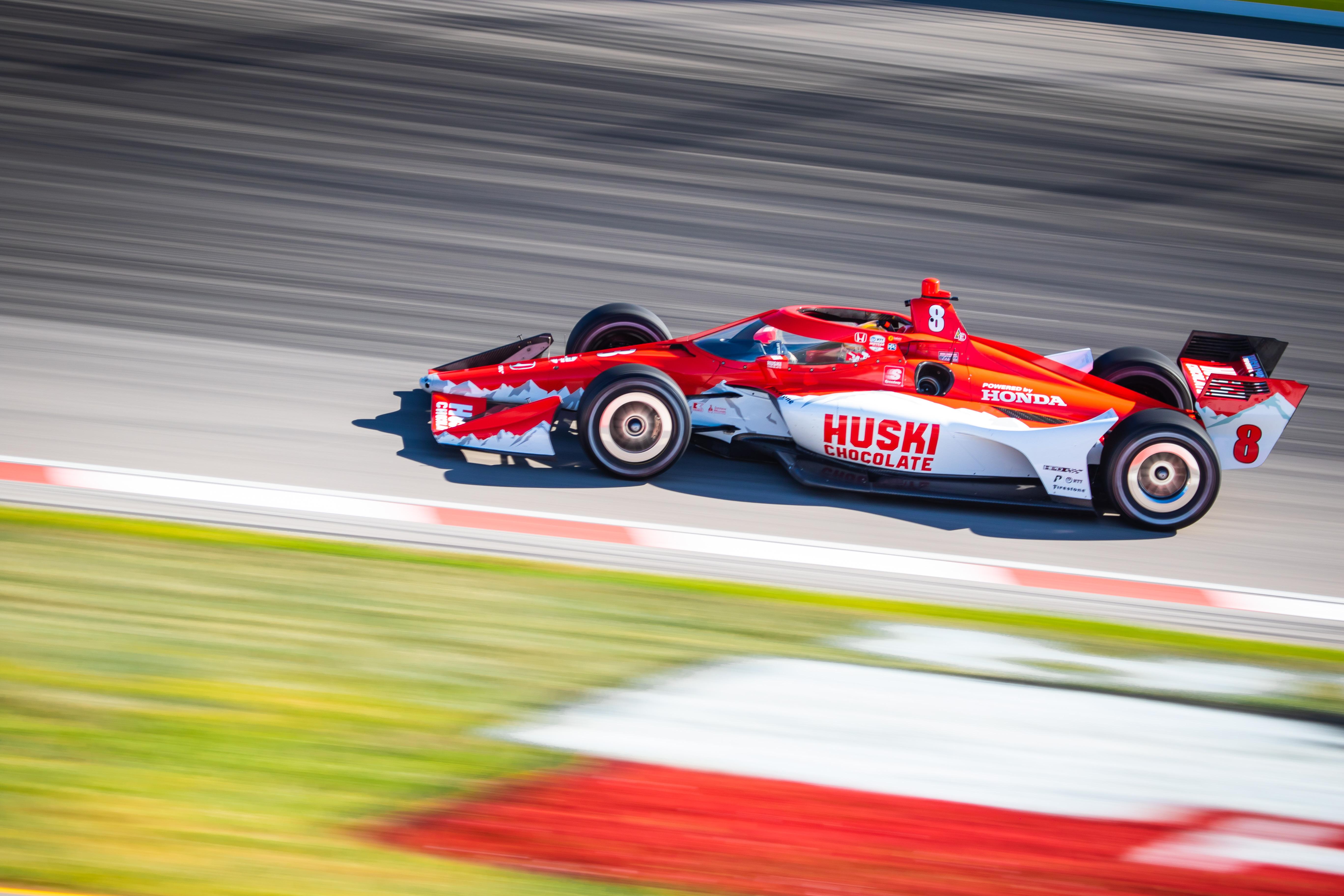 Marcus Ericsson Ganassi IndyCar 2020