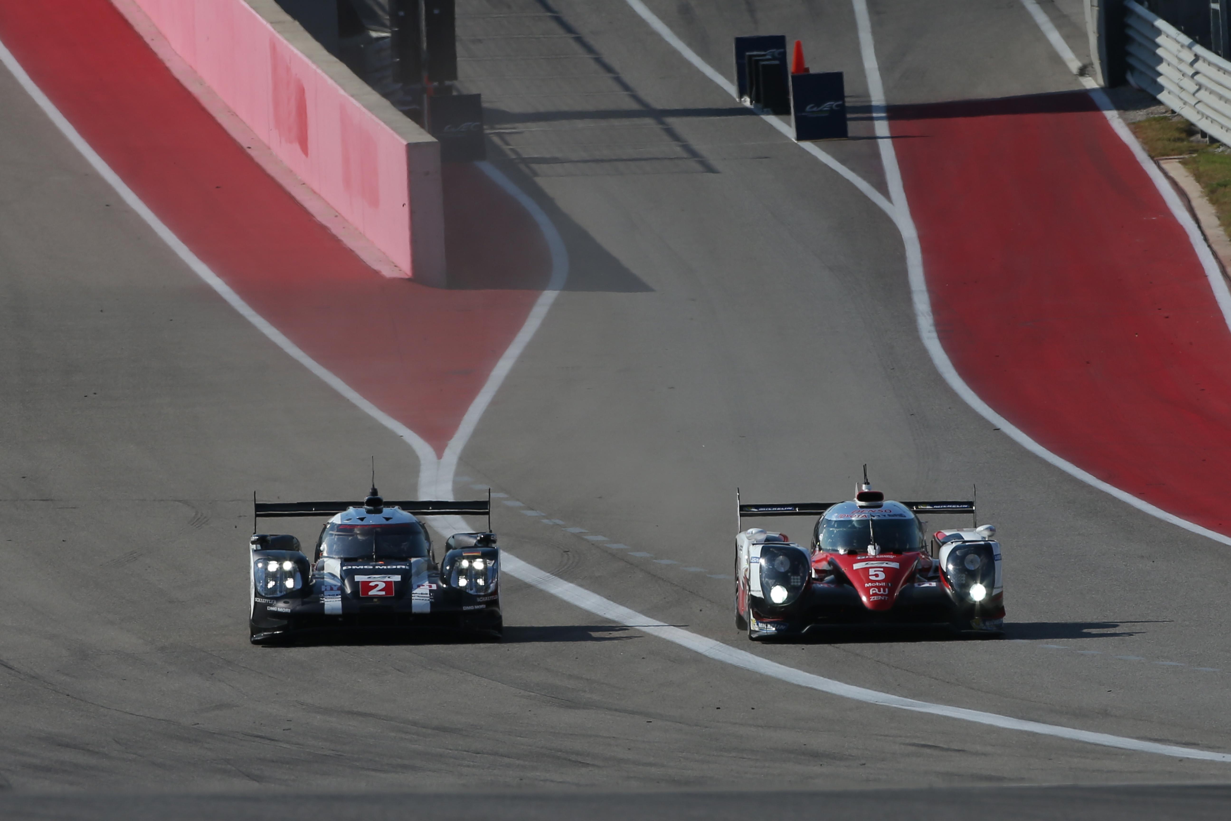 Motor Racing Fia World Endurance Championship Wec Round 6 Austin, Texas, Usa