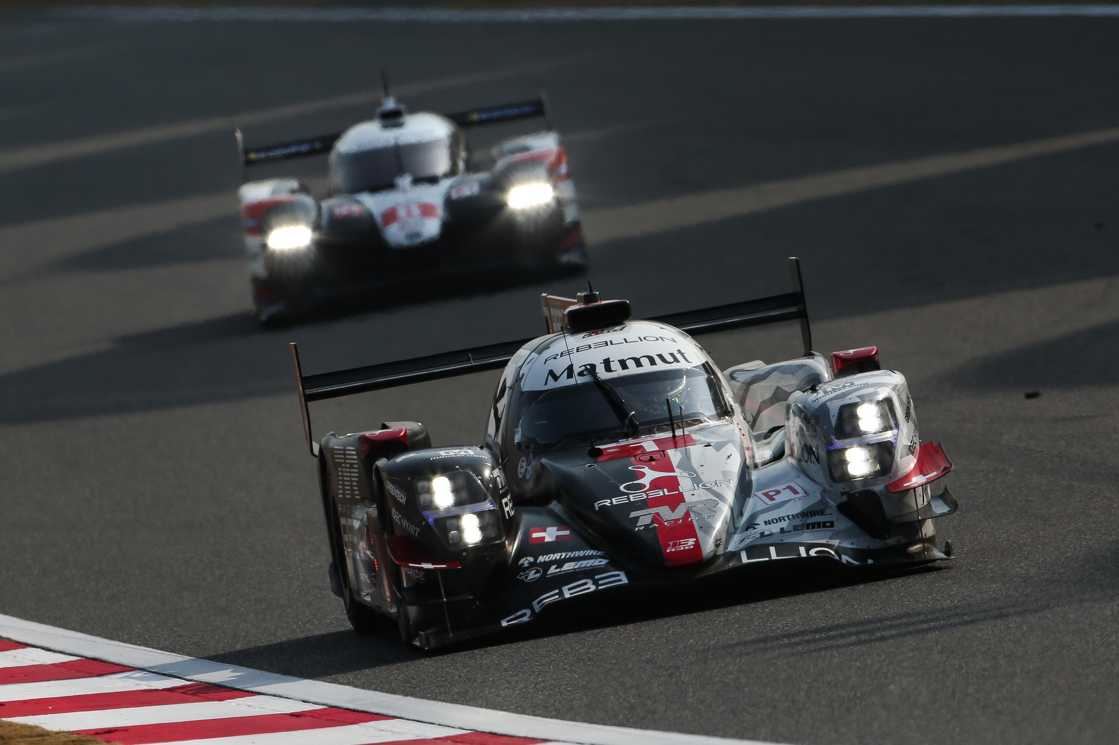 Motor Racing Fia World Endurance Championship Wec Round 3 Shanghai, China