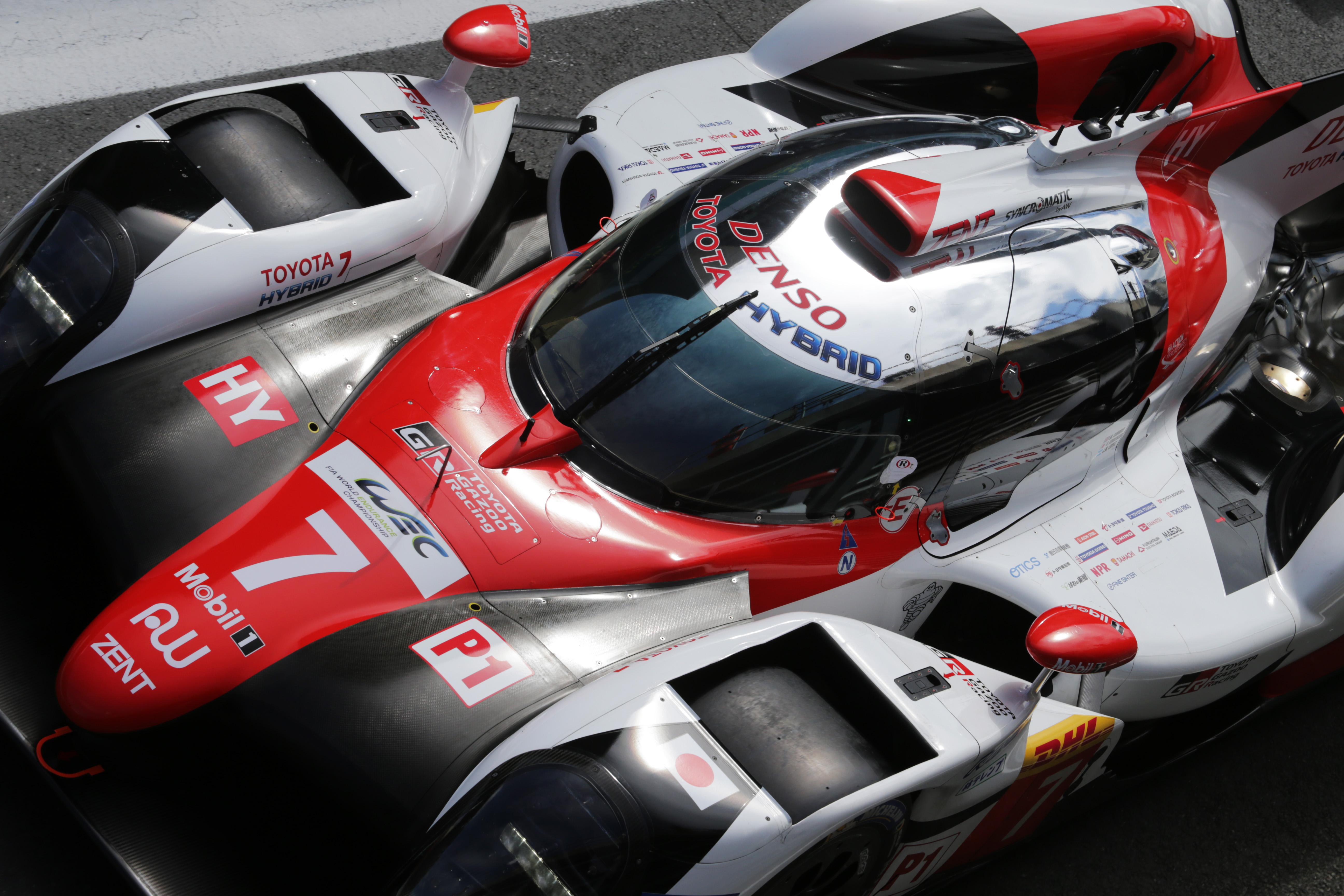 Motor Racing Fia World Endurance Championship Wec Round 1 Silverstone, England