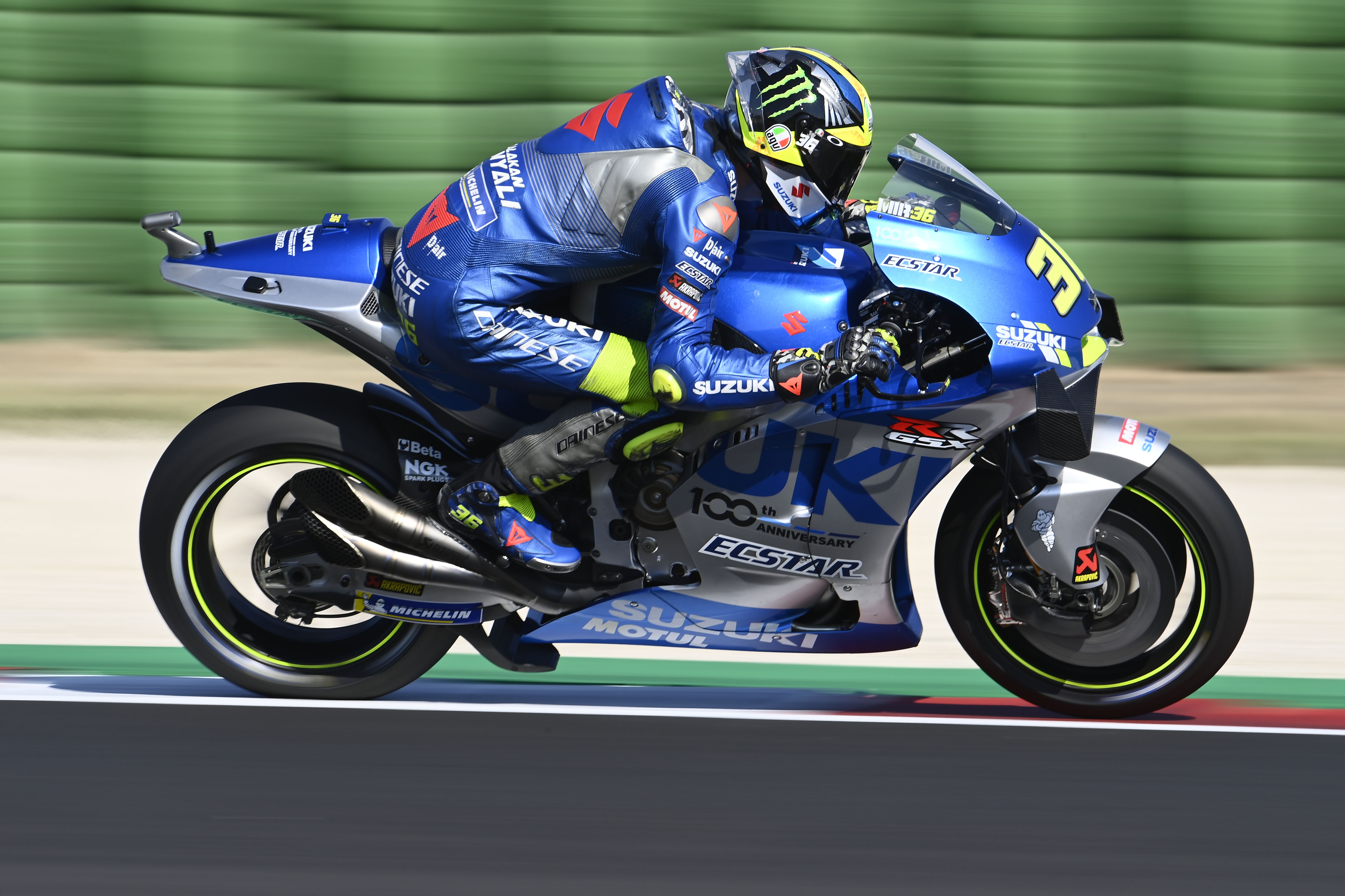 Joan Mir Suzuki Misano MotoGP 2020