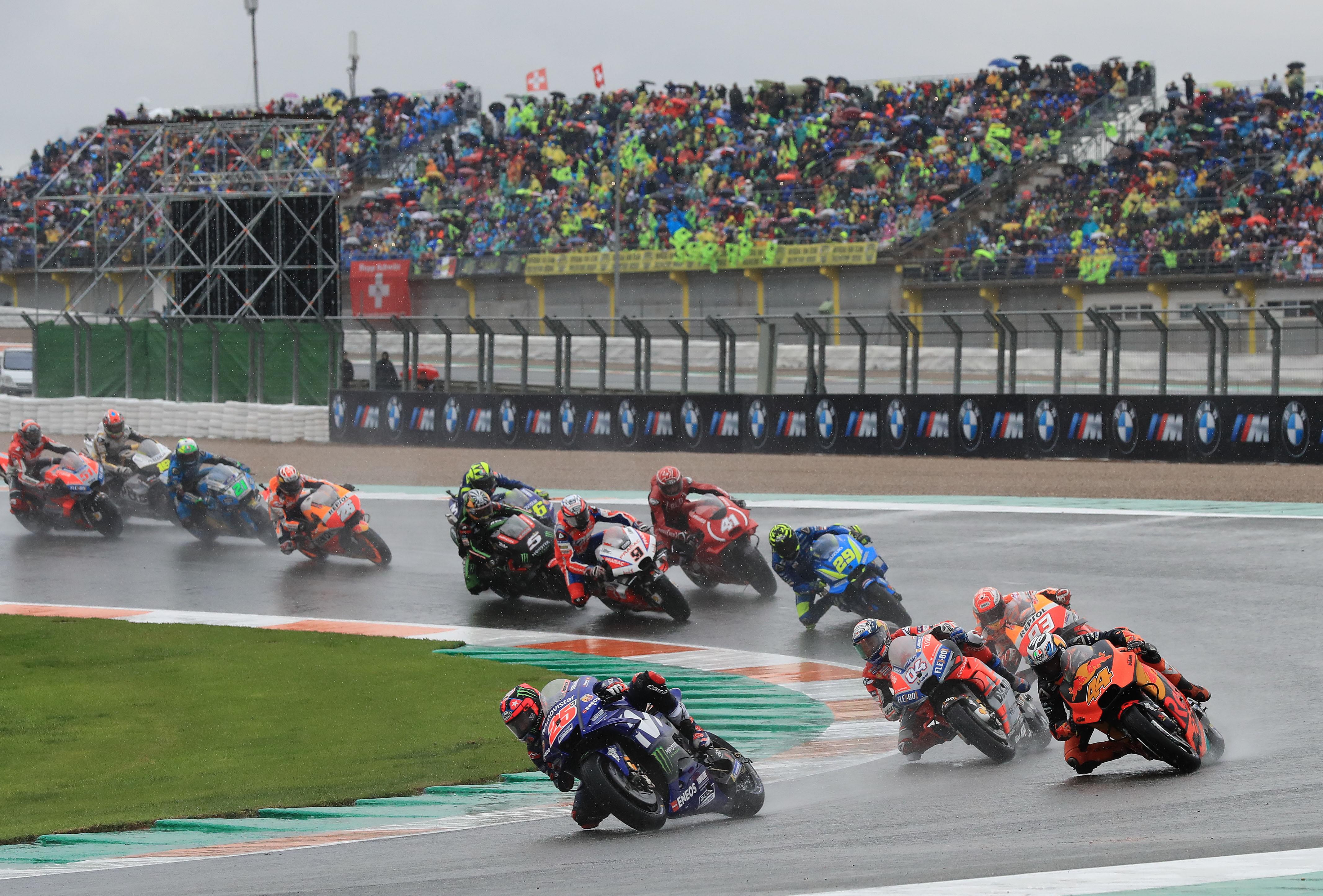 Valencia MotoGP 2018