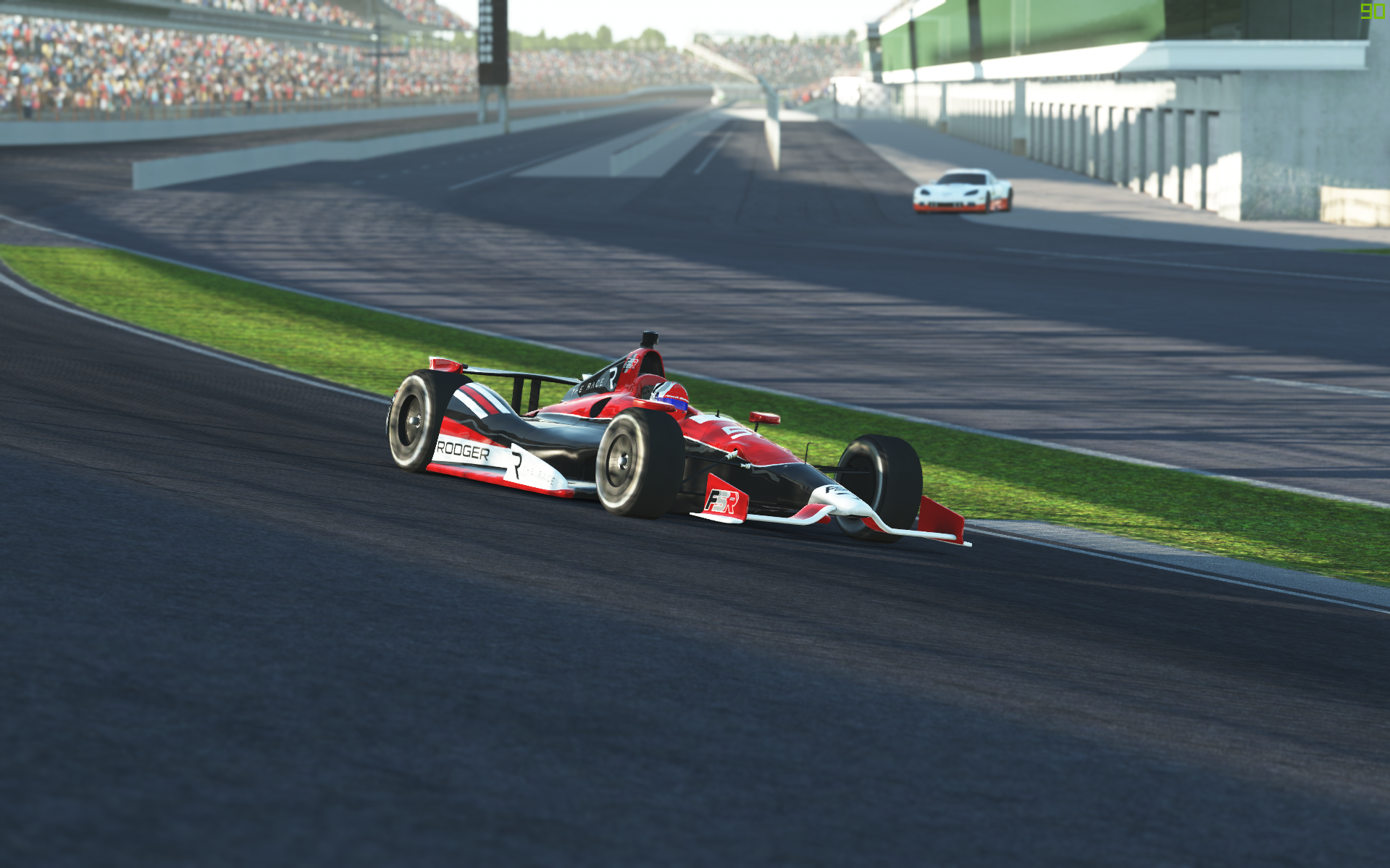The Race FSR IndyPRO