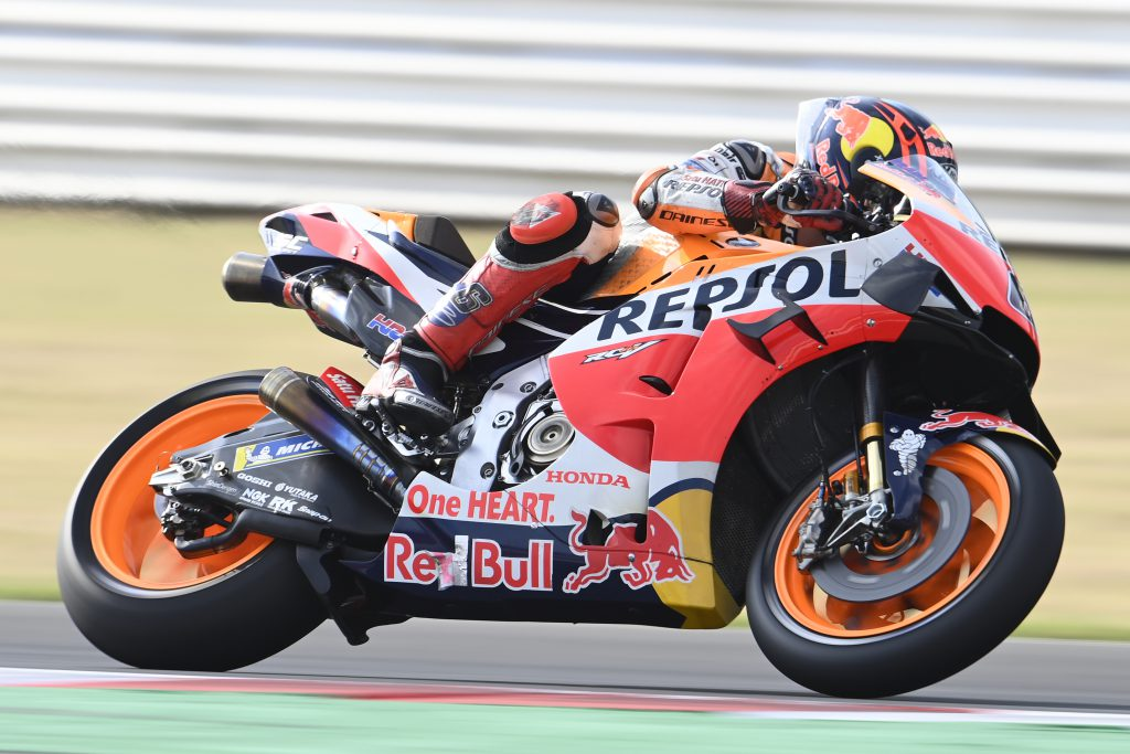 Honda down to just two riders for second Misano MotoGP race - The Race