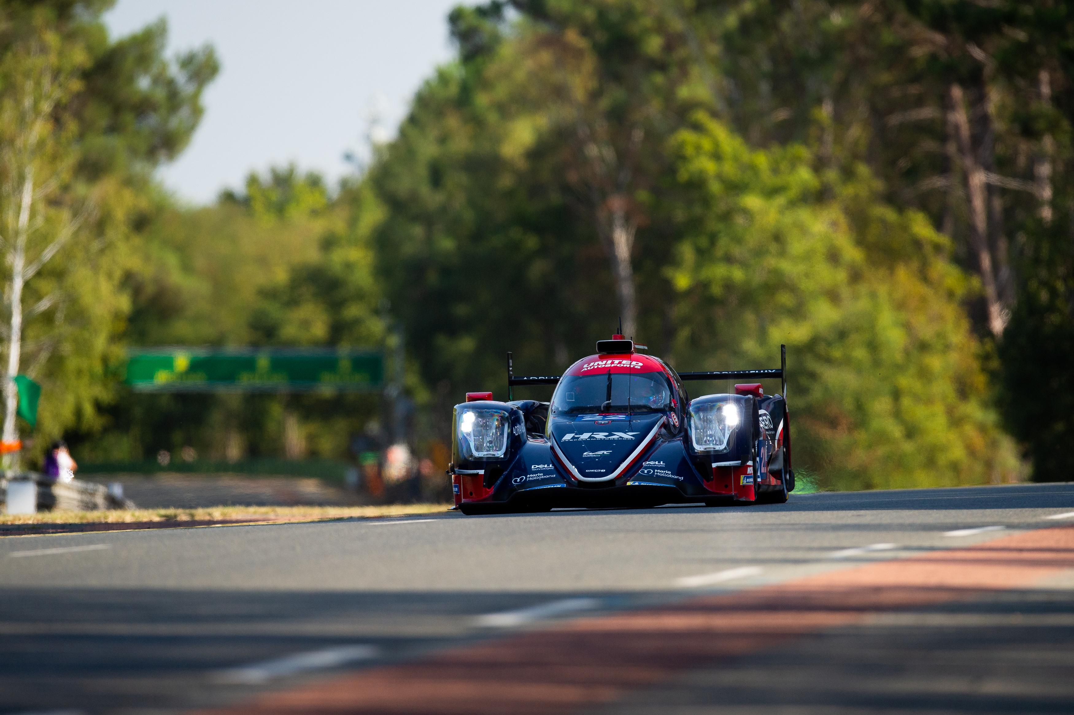 #22 United Autosports / Usa / Ligier Jsp217 Gibson 24h Of Le Mans Circuit De La Sarthe Le Mans France