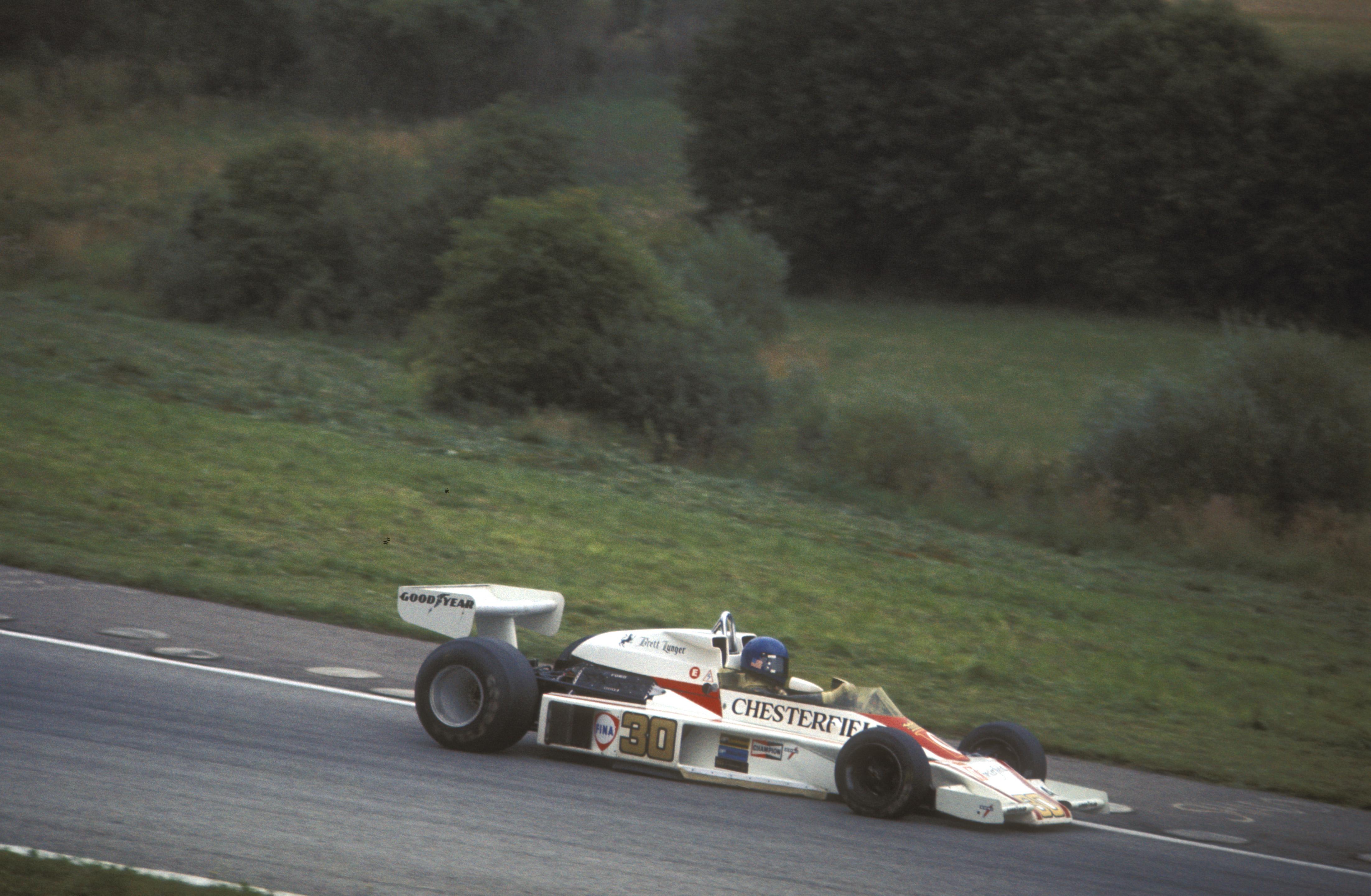 Brett Lunger 1977