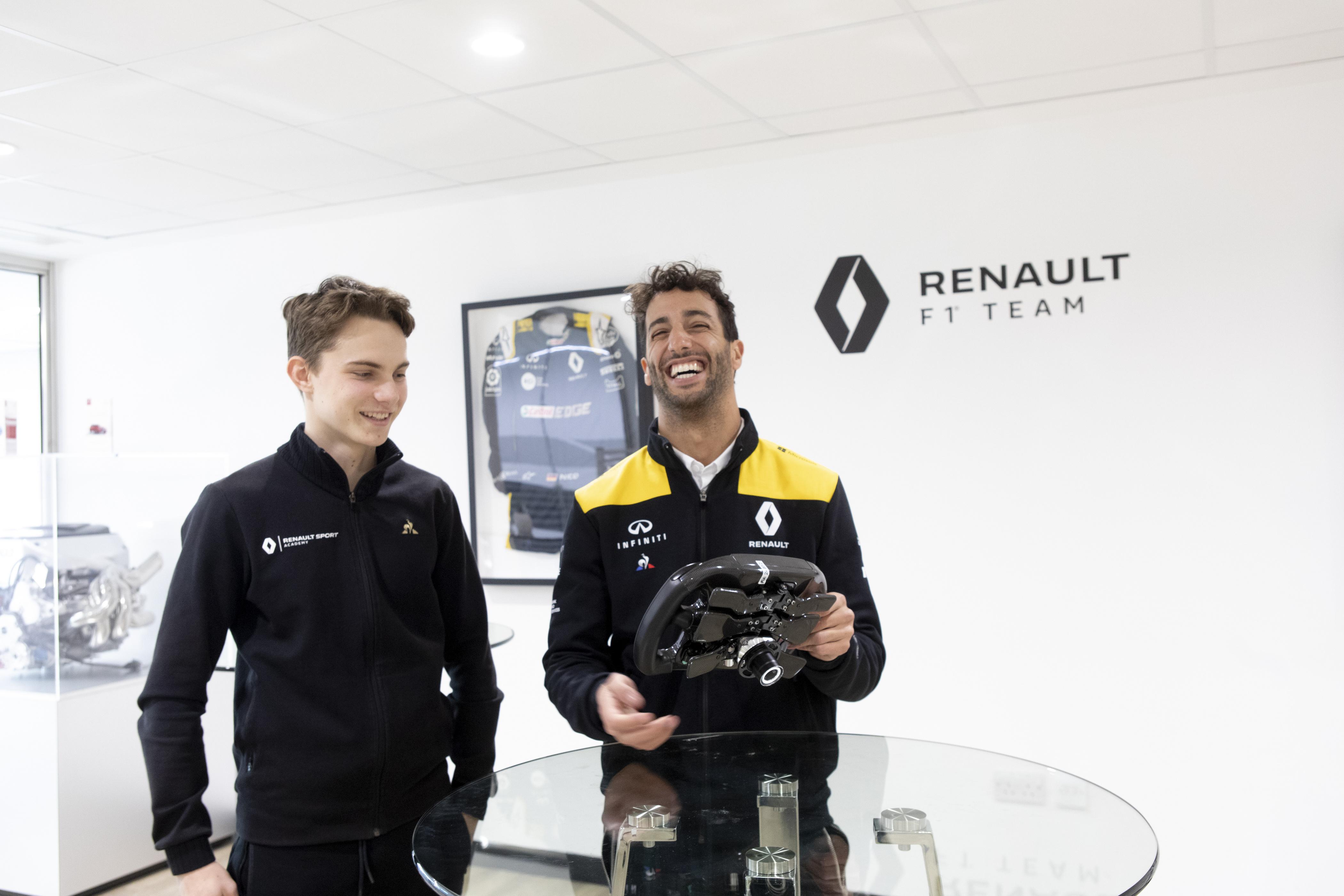 Ricciardo Piastri