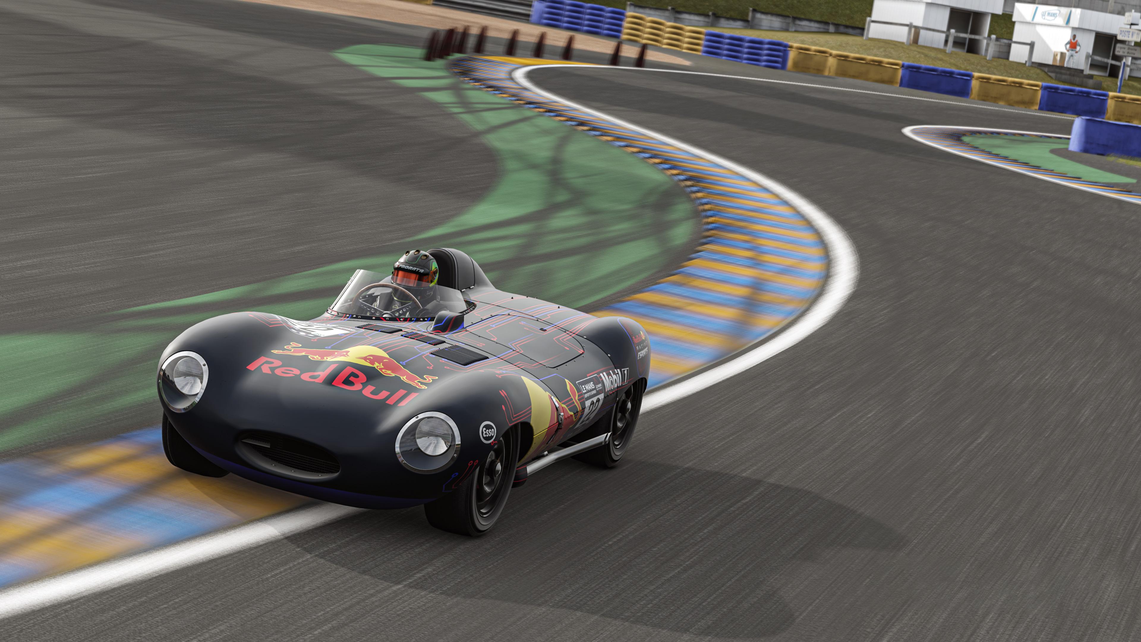 1956 Jaguar D Type