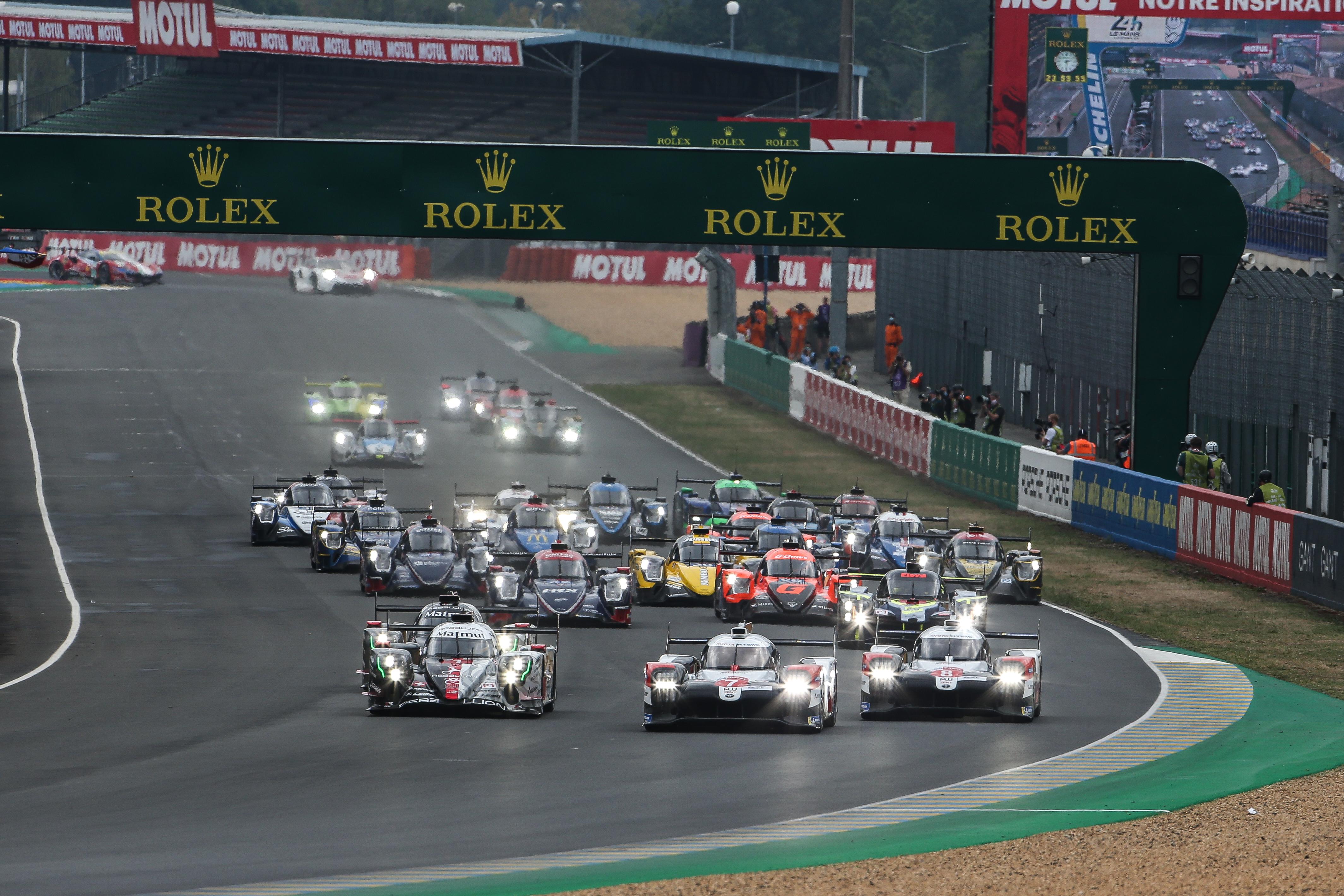 Le Mans 24 Hours 2020