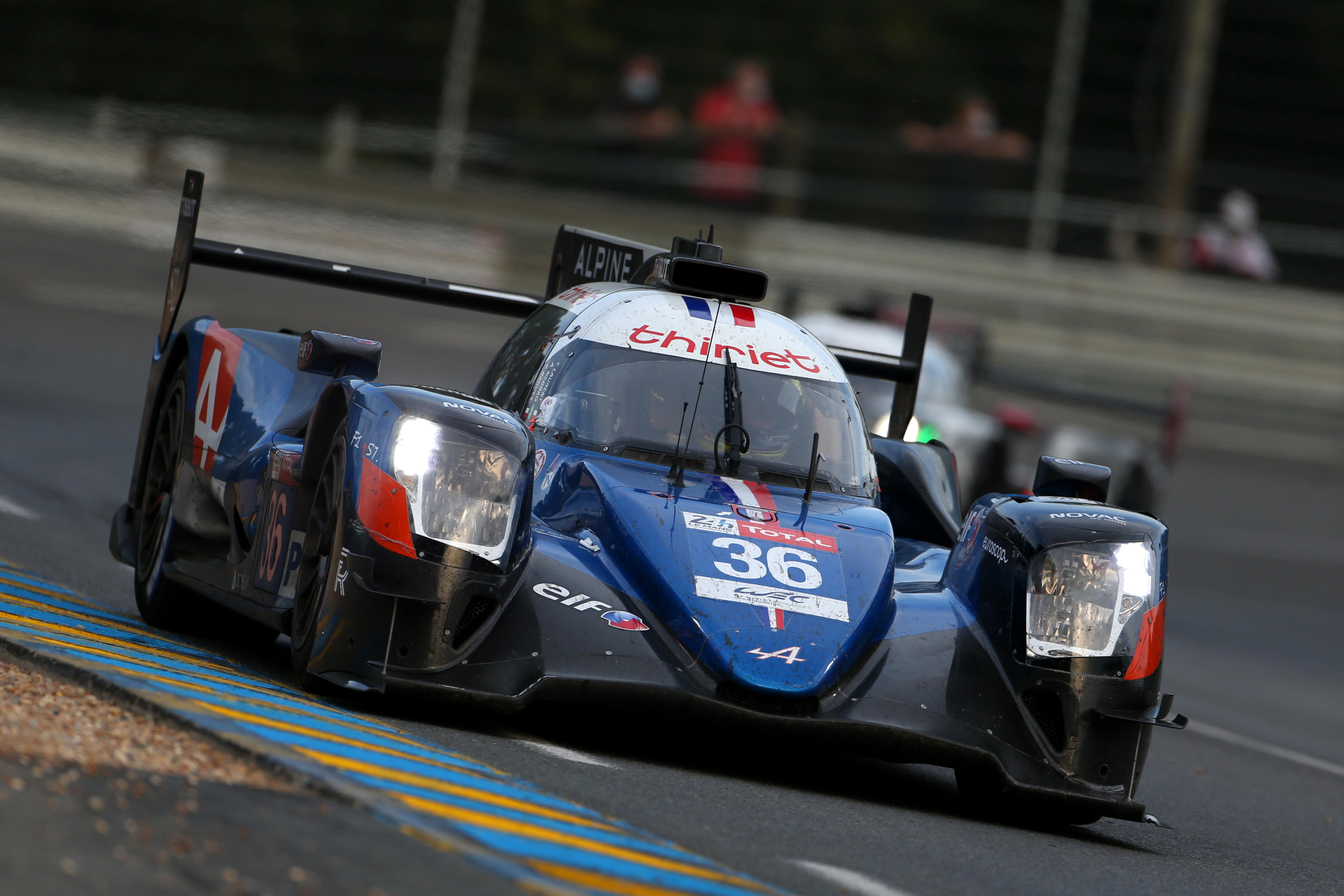 Signatech Alphine Le Mans 2020