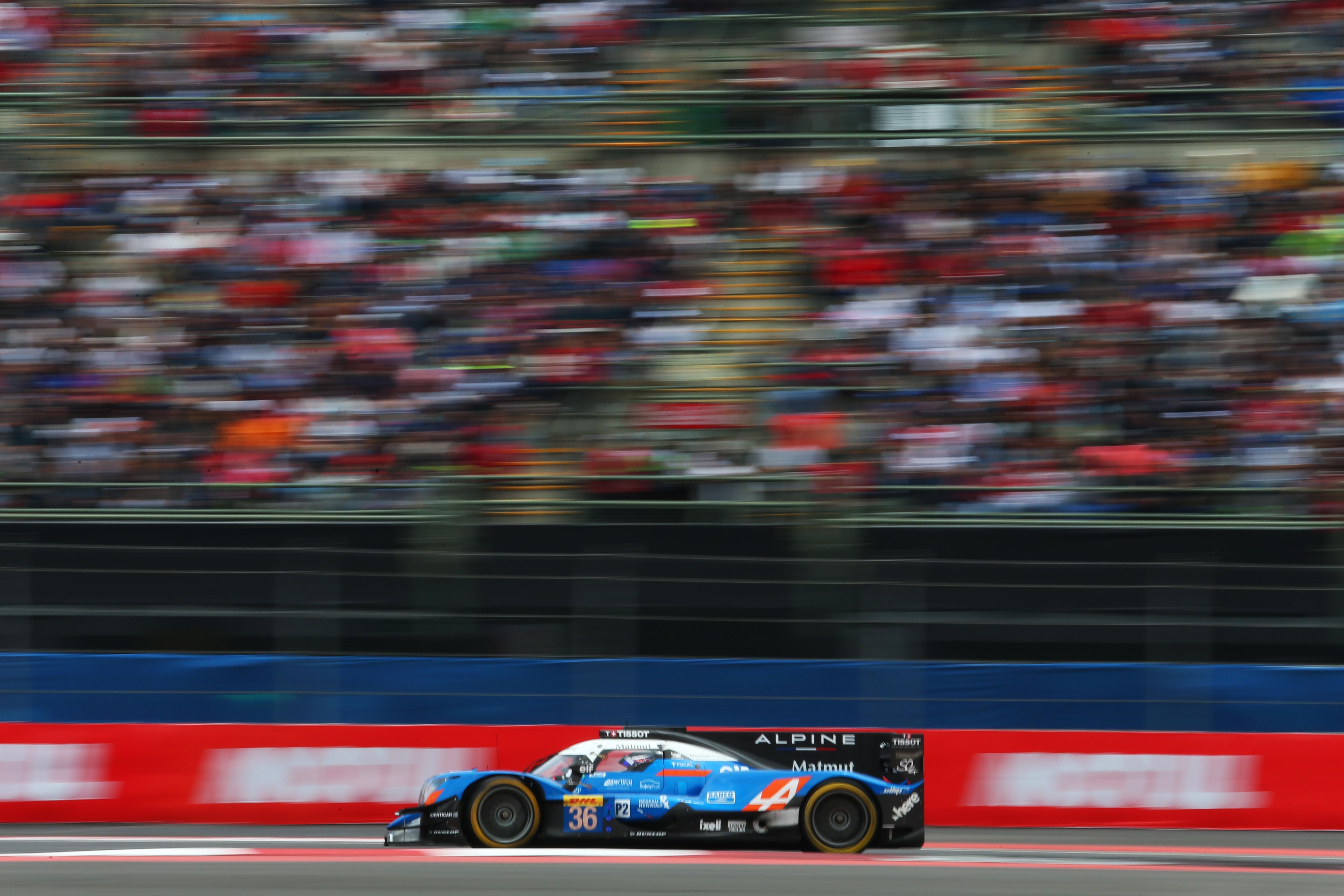 Motor Racing Fia World Endurance Championship Wec Round 5 Mexico City, Mexico