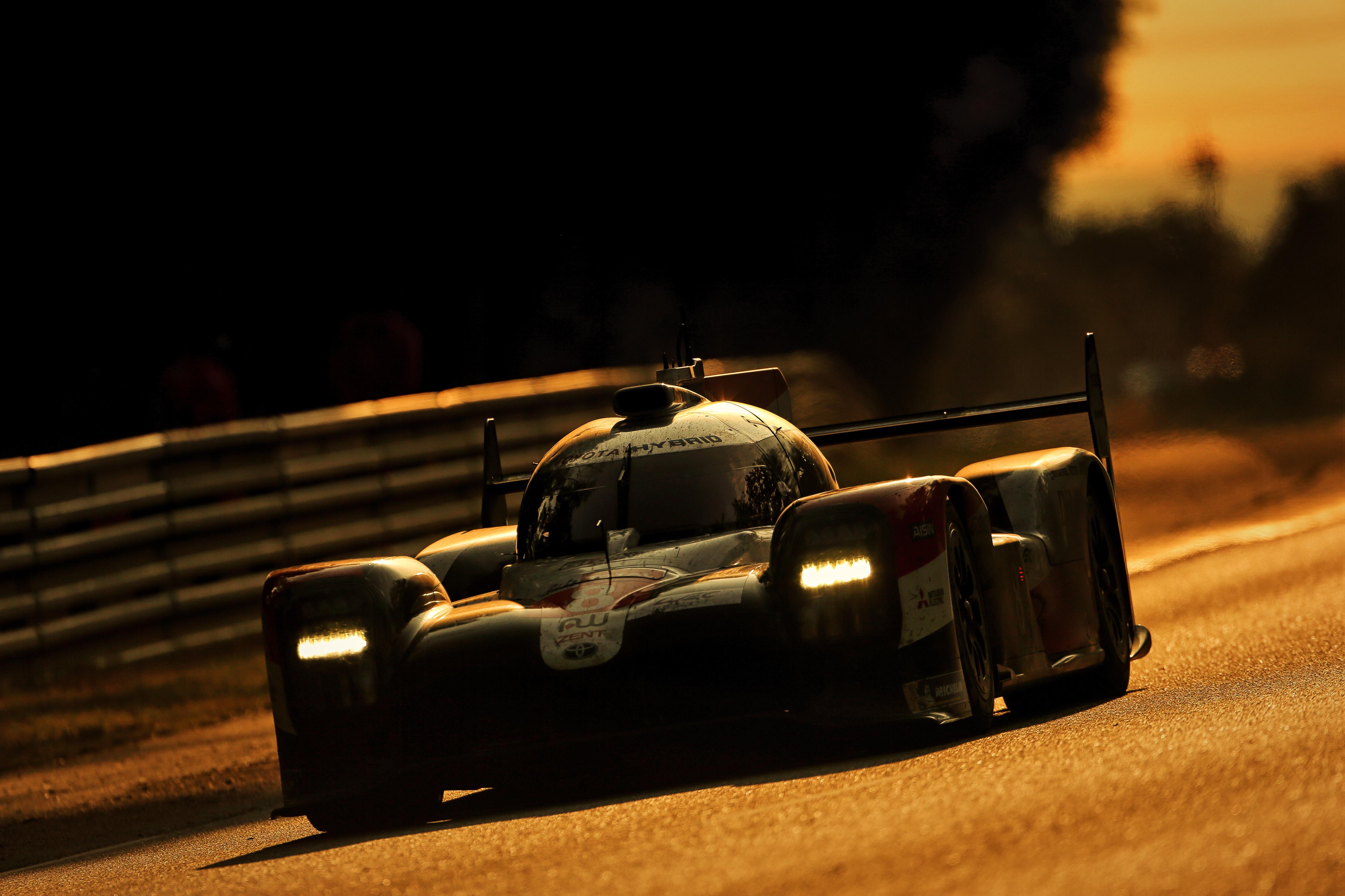 Toyota Le Mans 2020