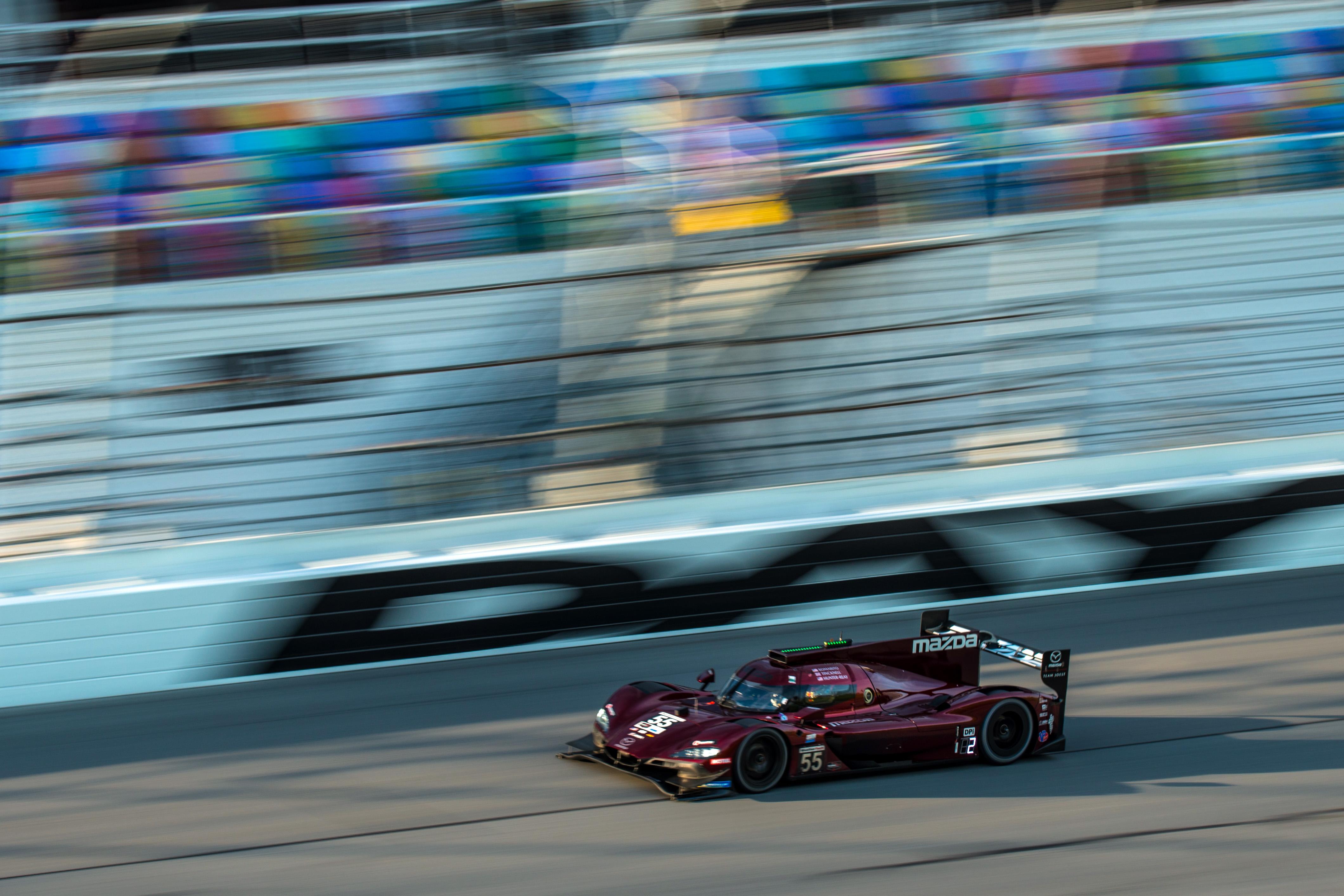 Mazda Daytona 24 Hours 2020