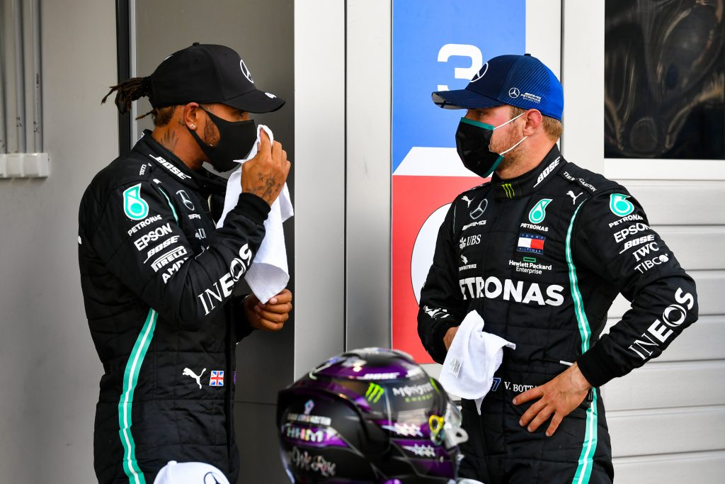 The tantalising consequence of Hamilton's predicament - The Race