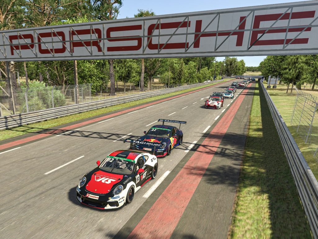 Job holds onto Porsche Supercup lead amid Le Mans drama - The Race