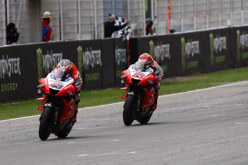 How Ducati suddenly went from rider crisis to bright future - The Race