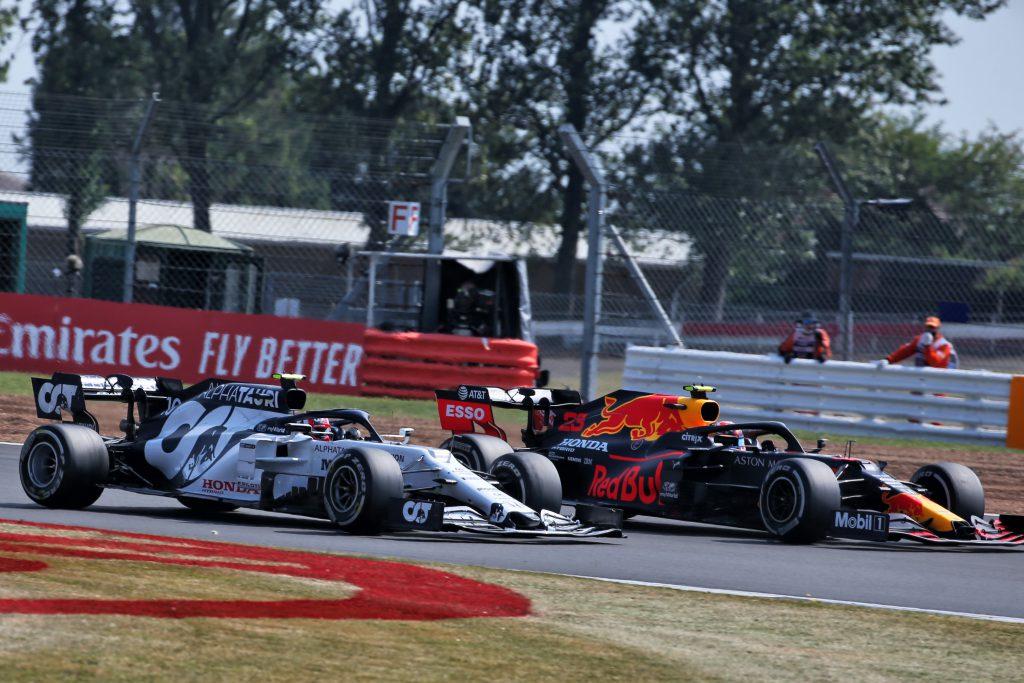 AlphaTauri Red Bull F1