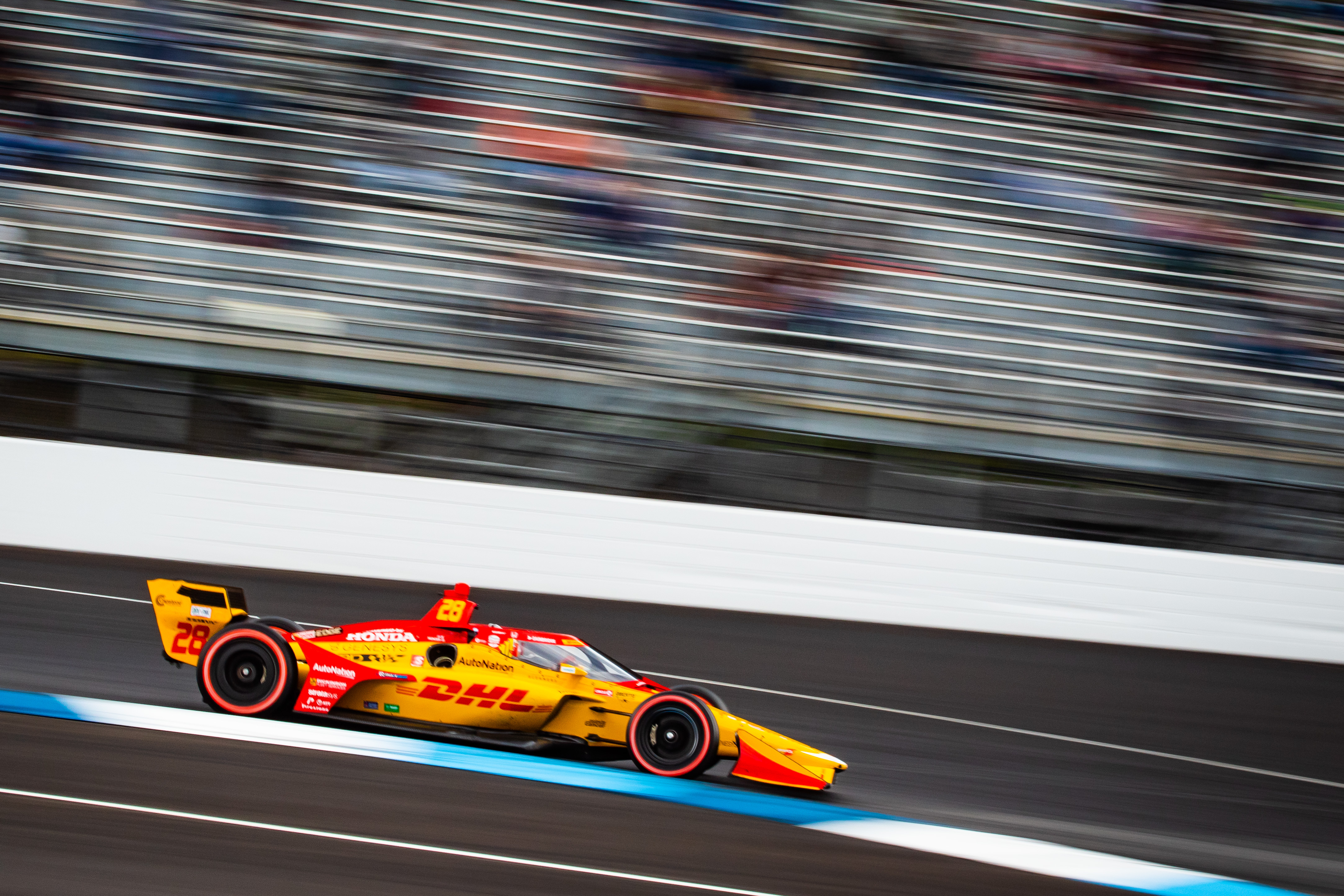 Ntt Indycar Series Indycar Harvest Gp Race 1