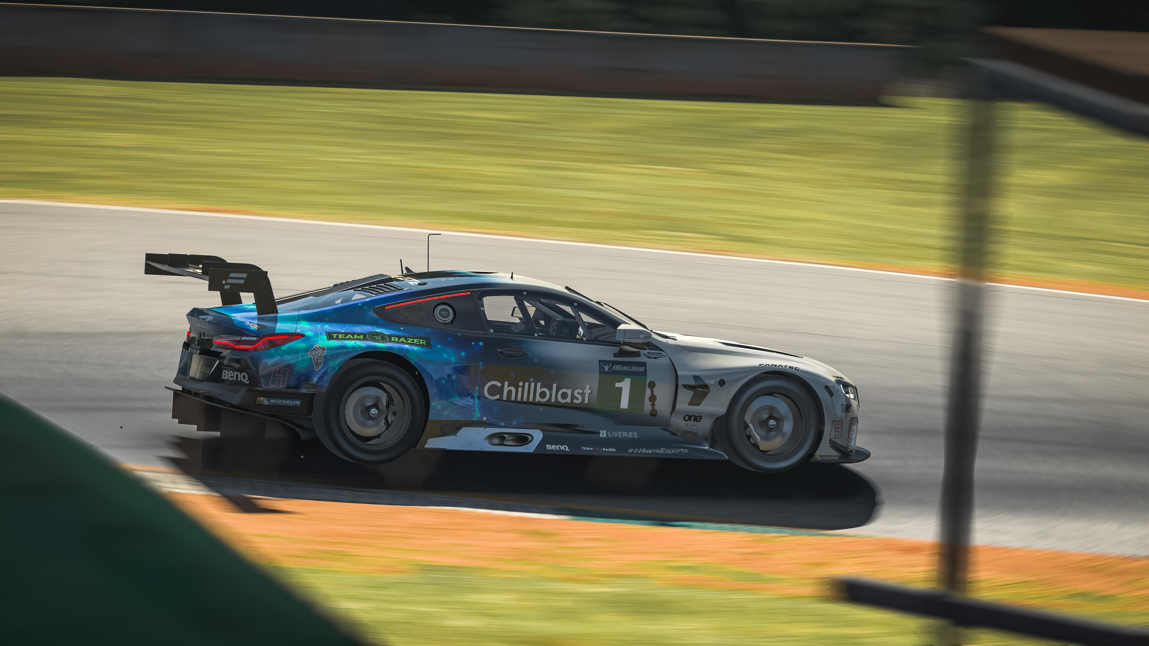 Iracing Petit Le Mans Williams Chill Pic 1