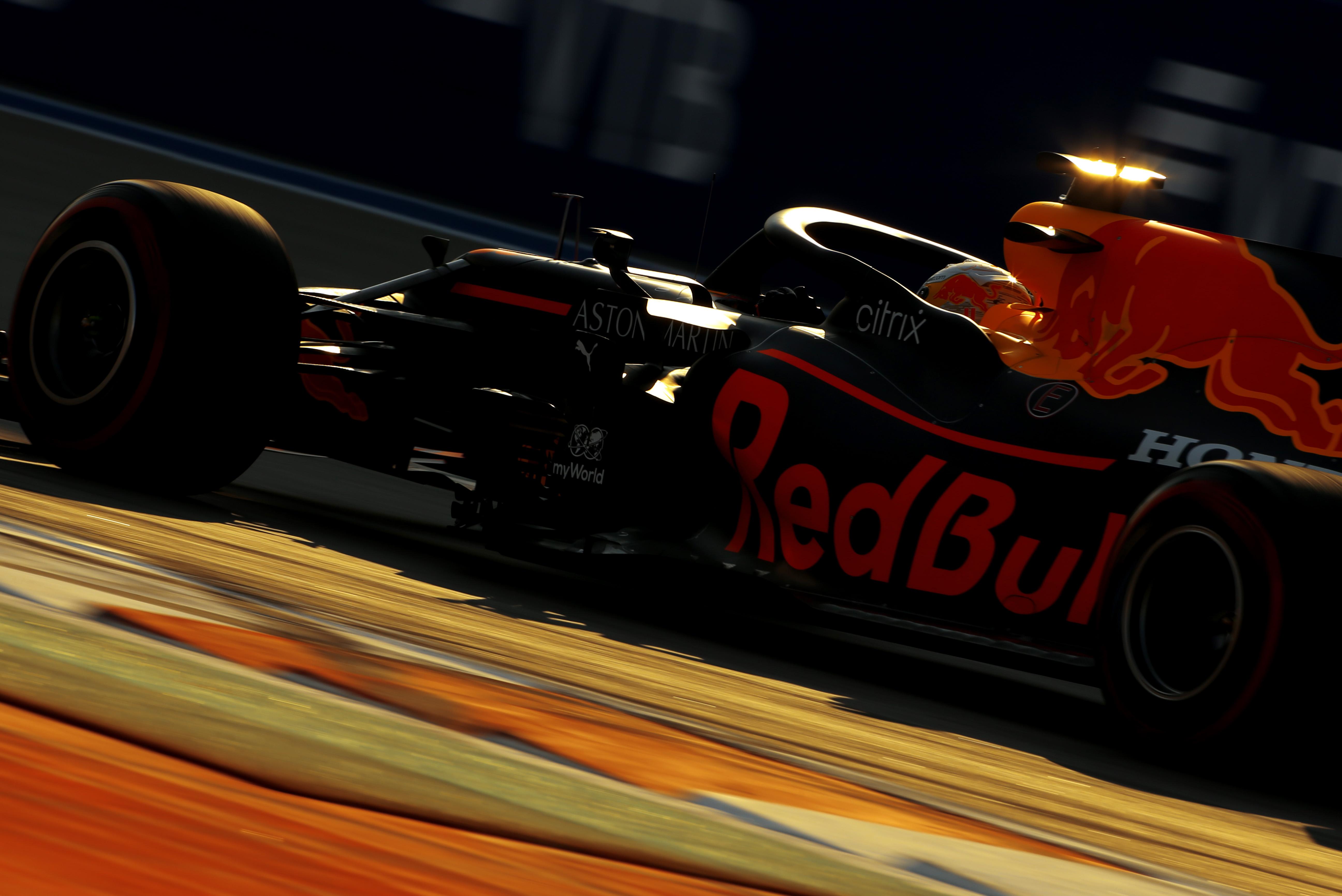Max Verstappen Red Bull Russian Grand Prix 2020 Sochi