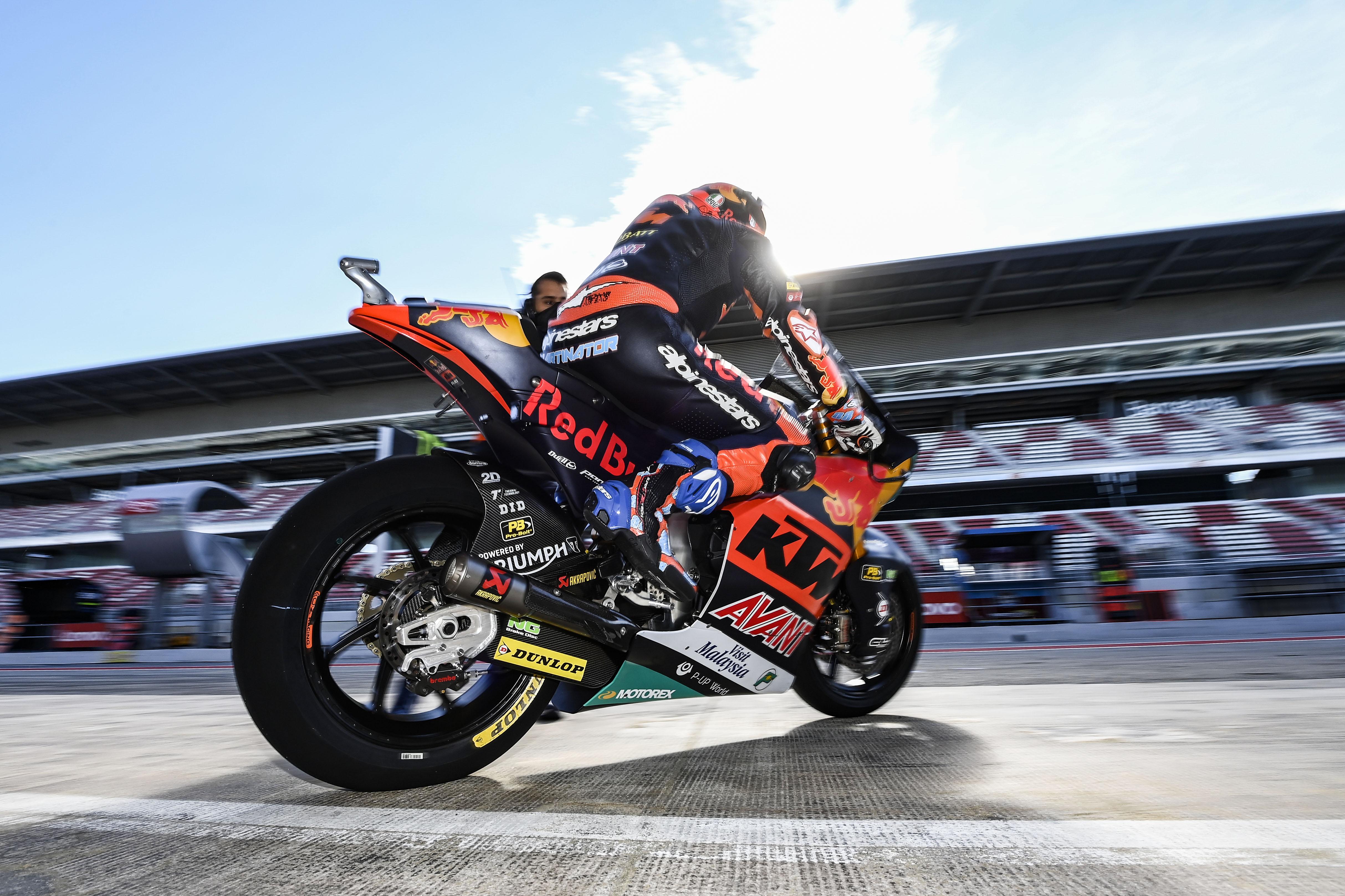 Jorge Martin Moto2