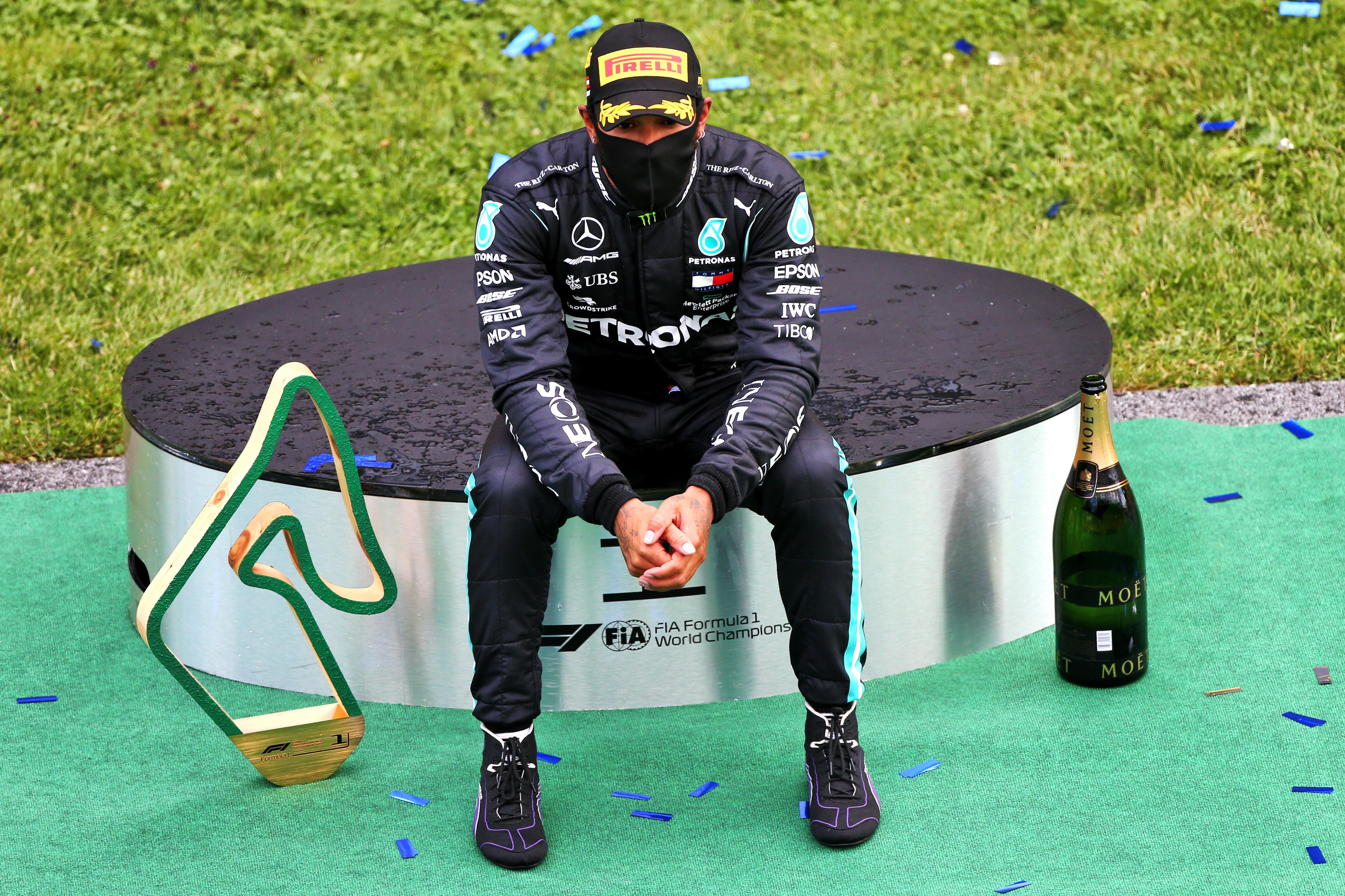 Motor Racing Formula One World Championship Steiermark Grand Prix Race Day Spielberg, Austria