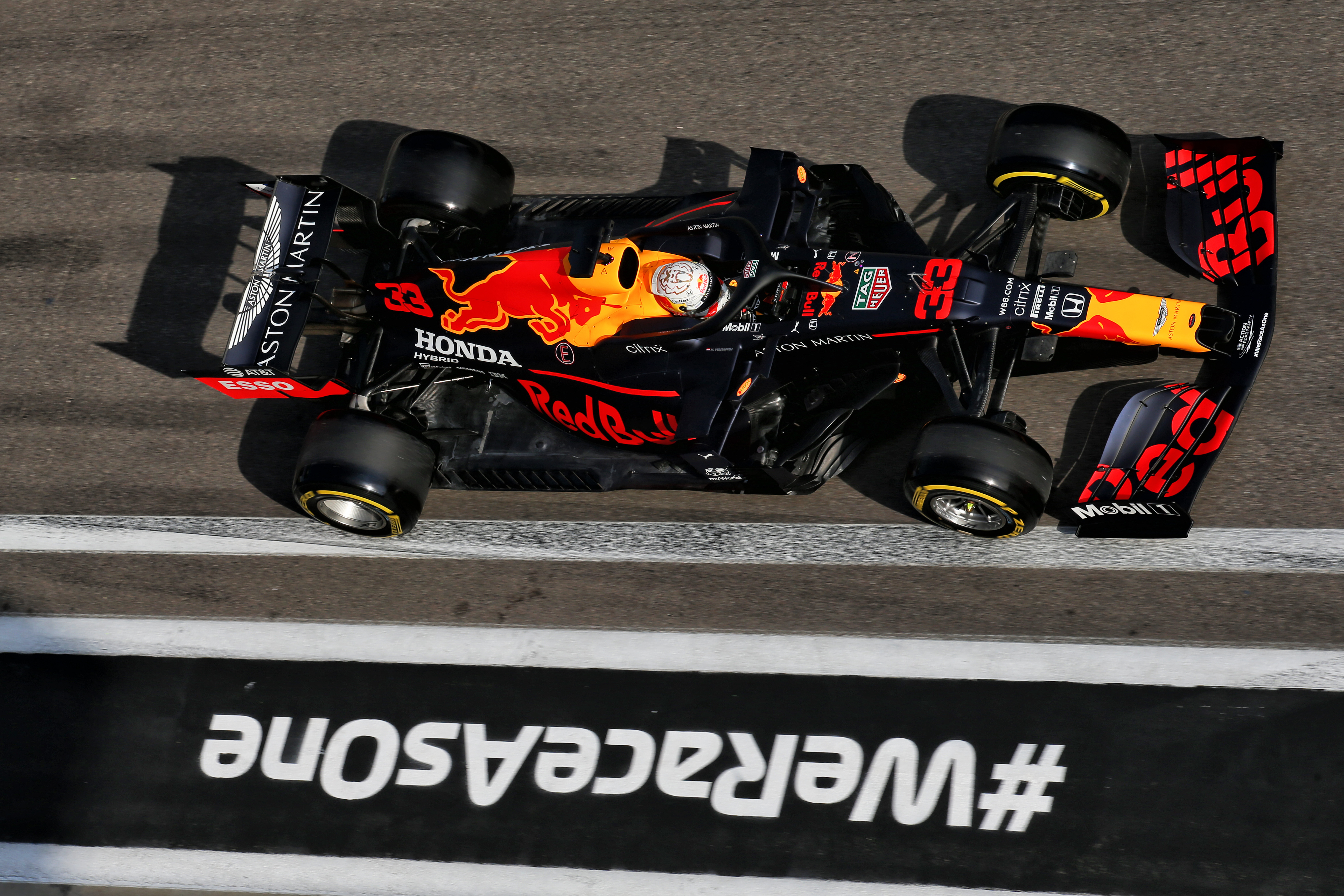 Max Verstappen Red Bull Russian Grand Prix 2020 Sochi