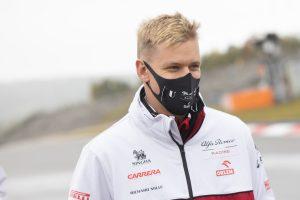 Motor Racing Formula One World Championship Eifel Grand Prix Preparation Day Nurbugring, Germany