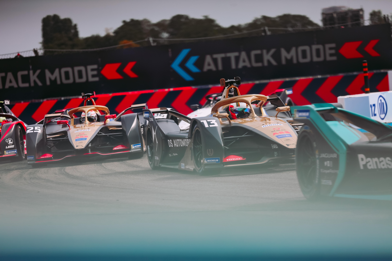 DS Techeetah Berlin Formula E 2020