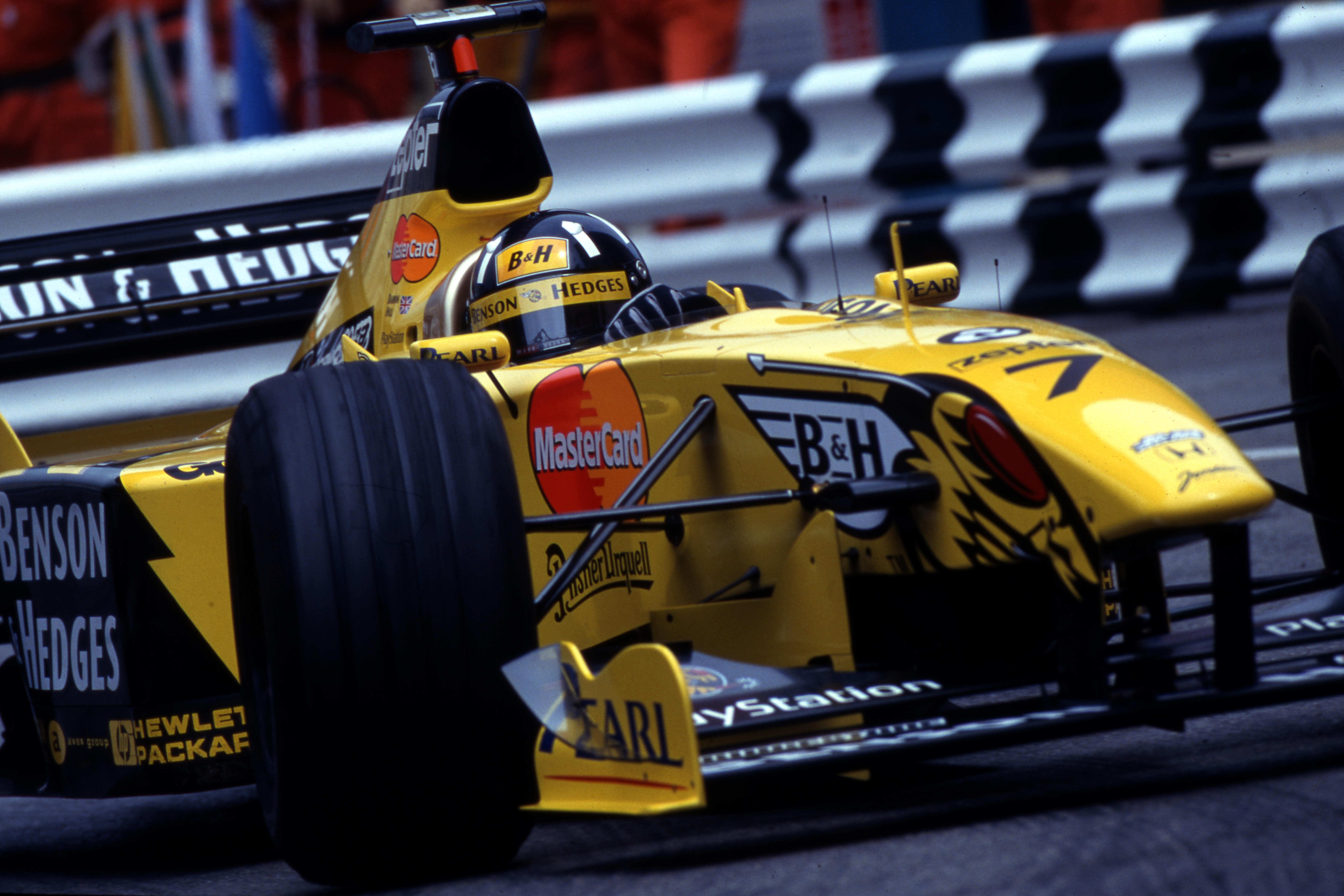 The Day Jordan S F1 Title Dream Soared Then Died The Race