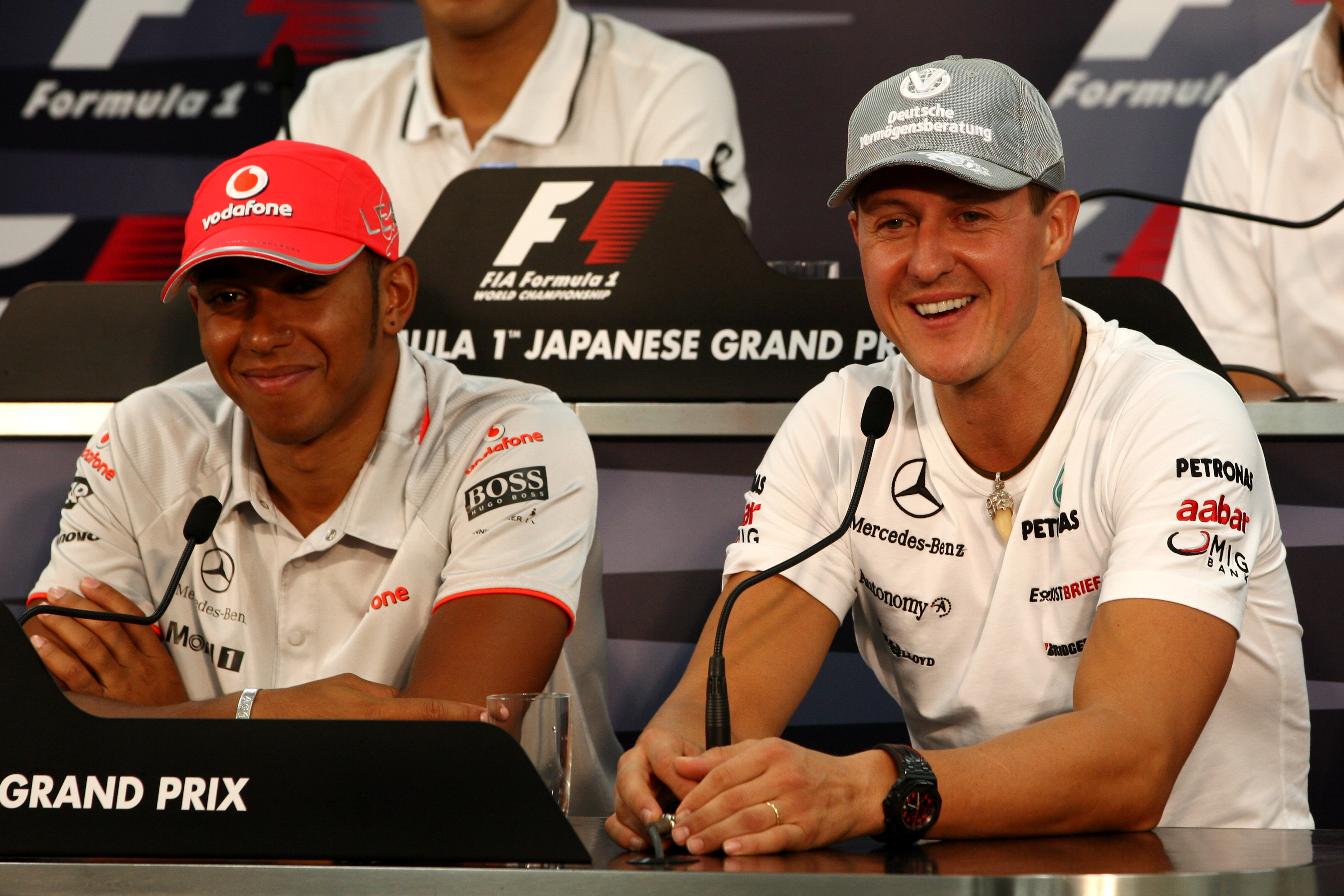 Formula 1 Grand Prix, Japan, Thursday Press Conference