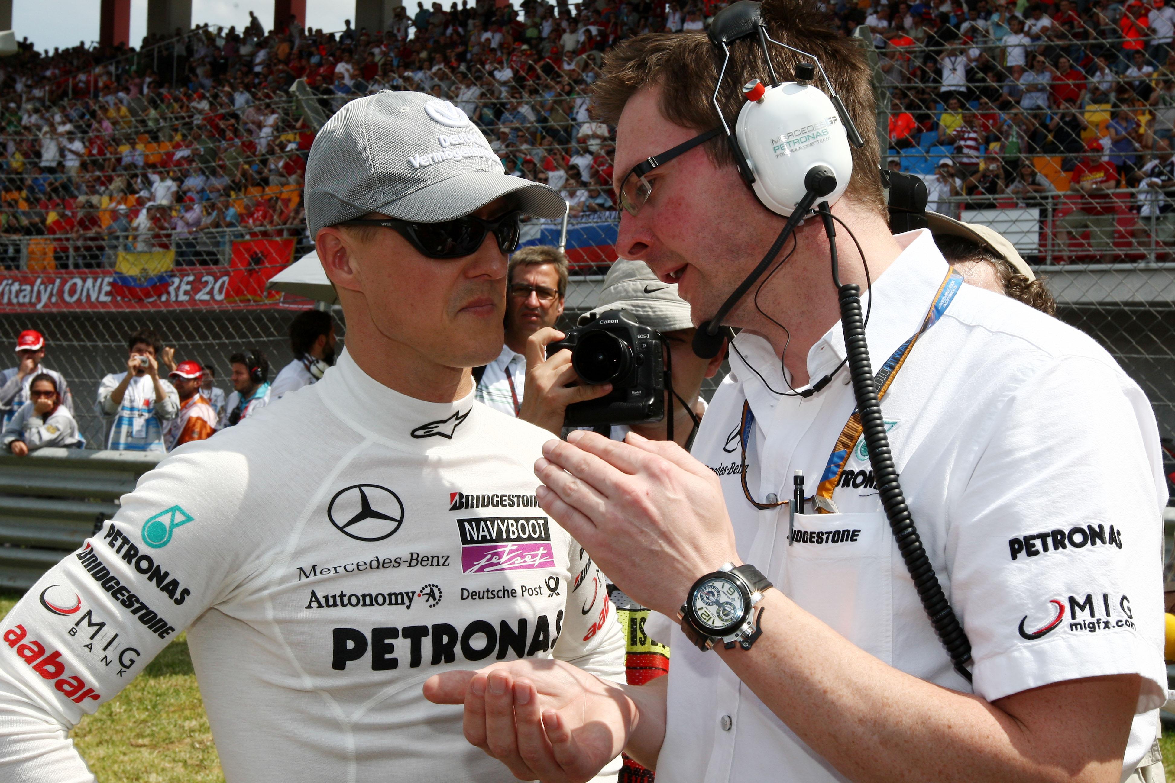 Formula 1 Grand Prix, Turkey, Sunday Pre Race Grid