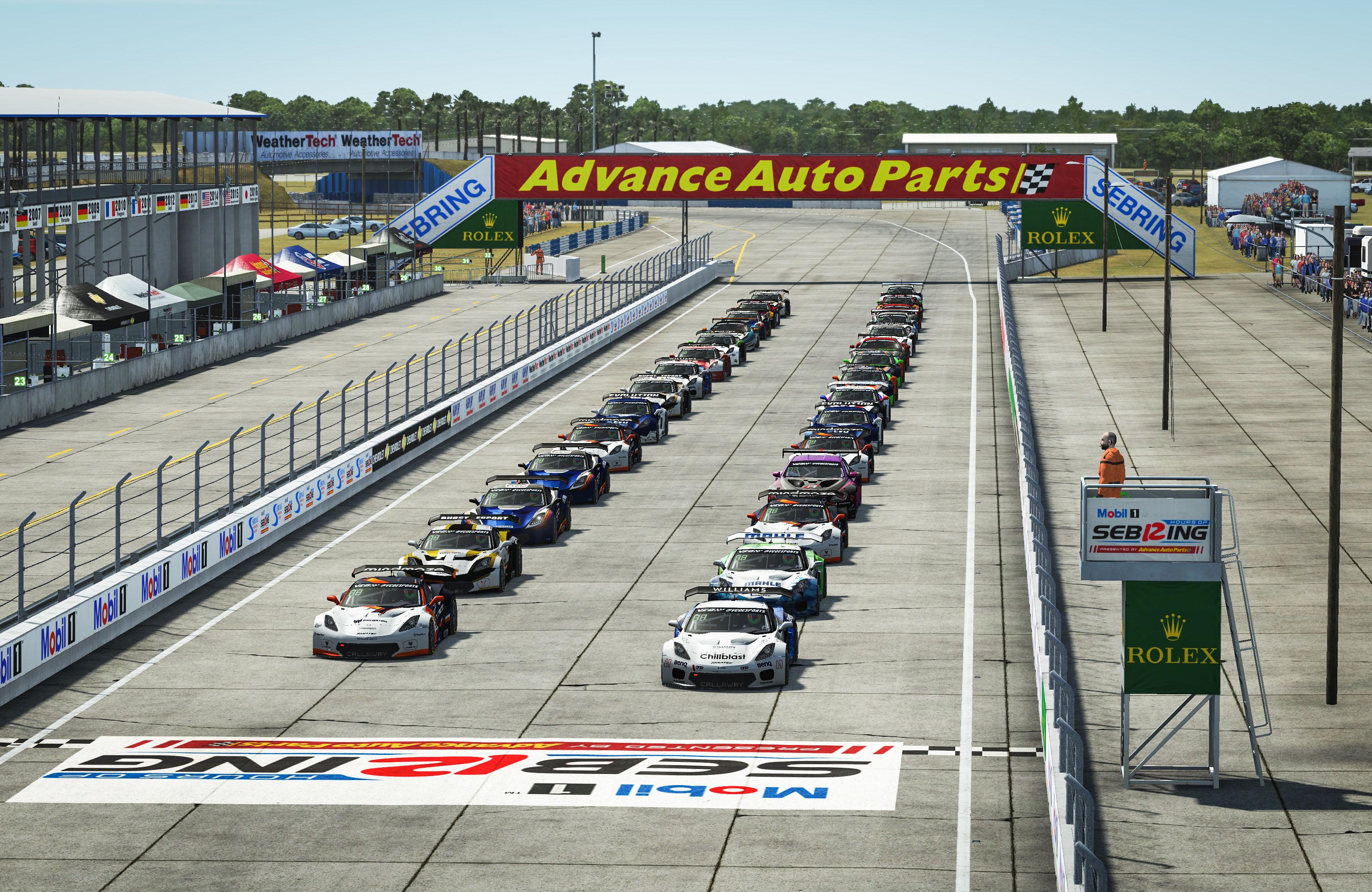 GT Pro Series Sebring