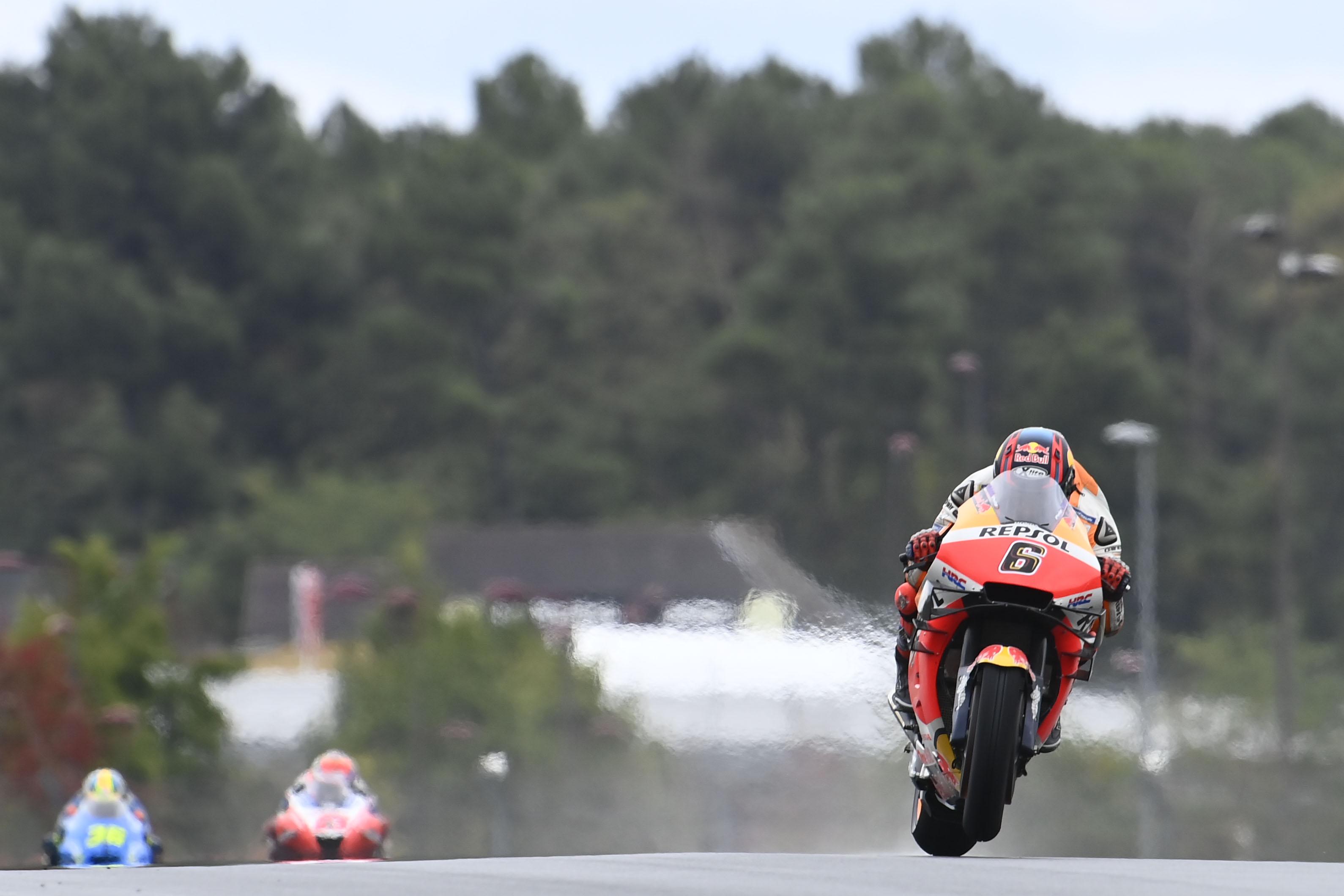 Stefan Bradl MotoGP F1 2020