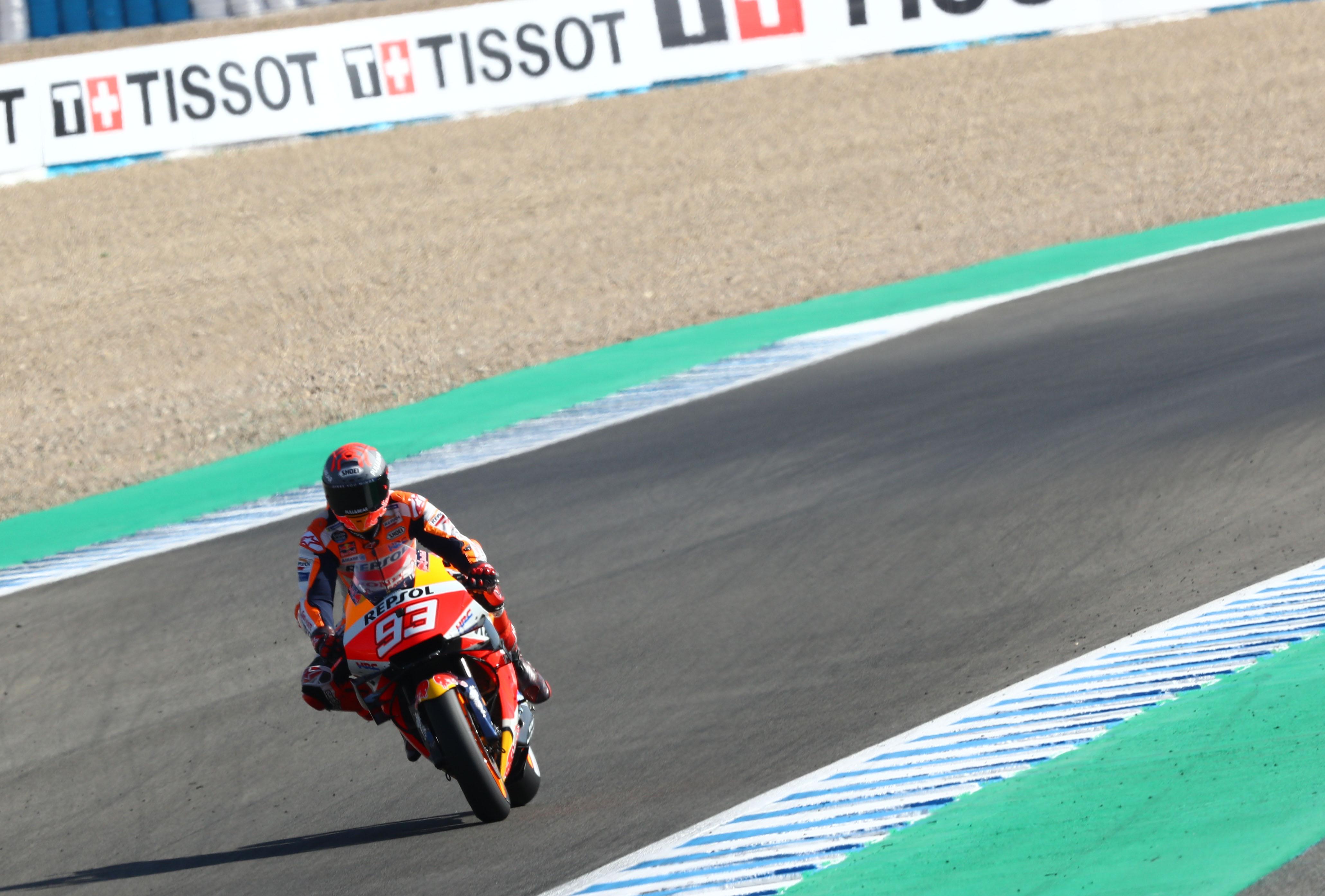 Marc Marquez Honda MotoGP 2020