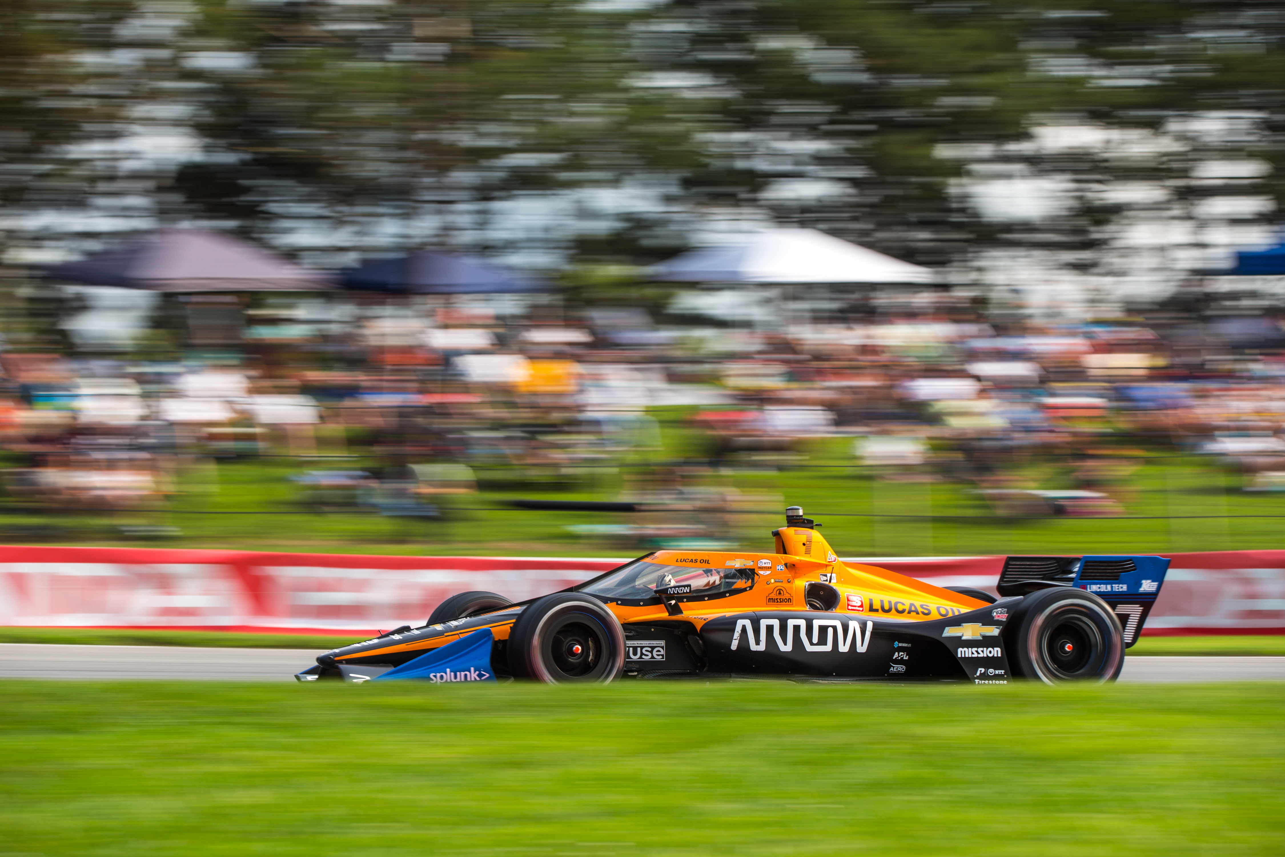 Ntt Indycar Series Honda Indy 200 At Mid Ohio