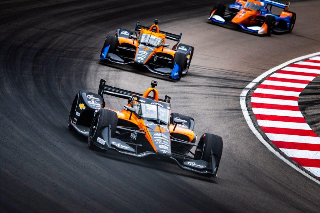 Ntt Indycar Series Bommarito Automotive Group 500