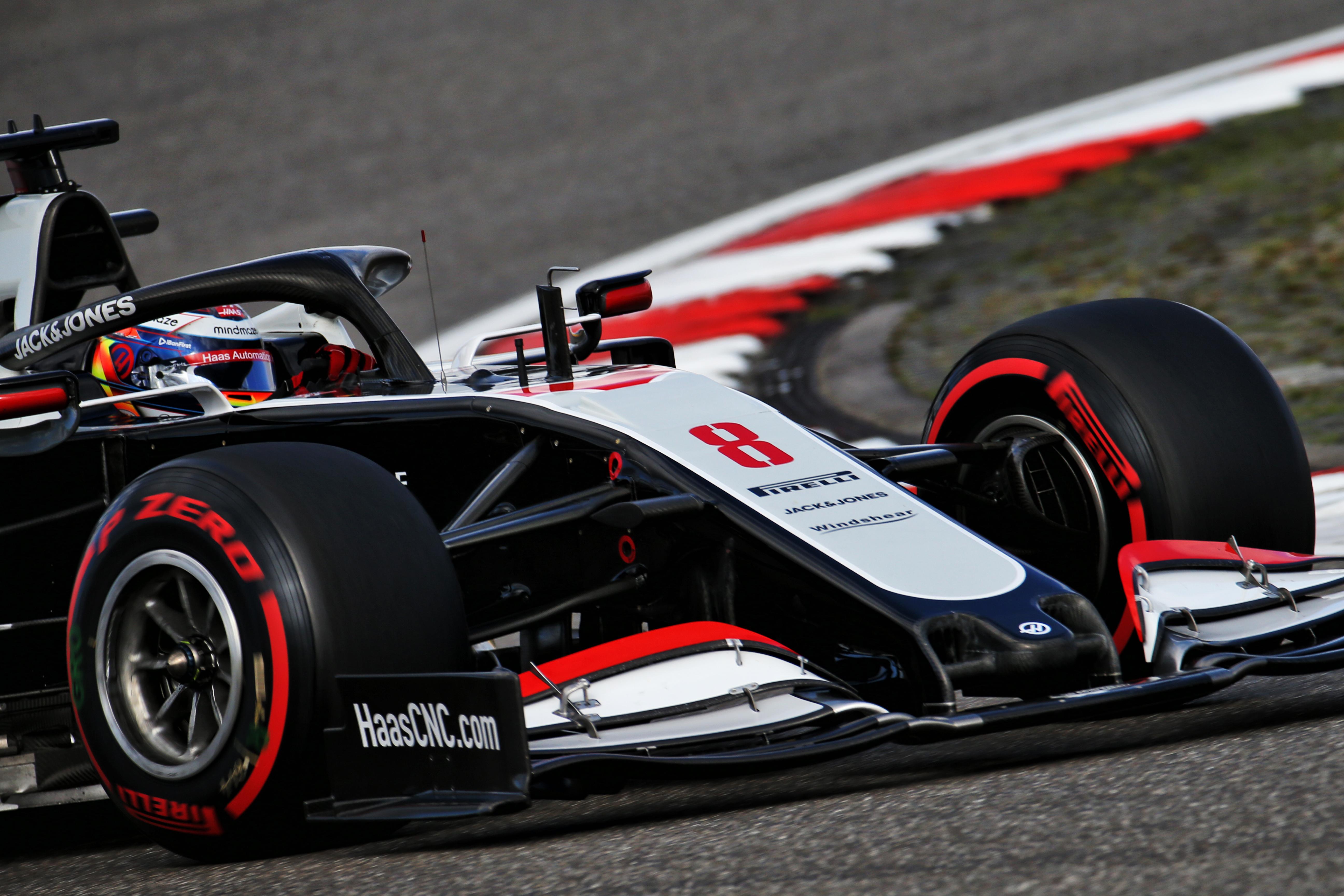 Romain Grosjean Haas F1 2020